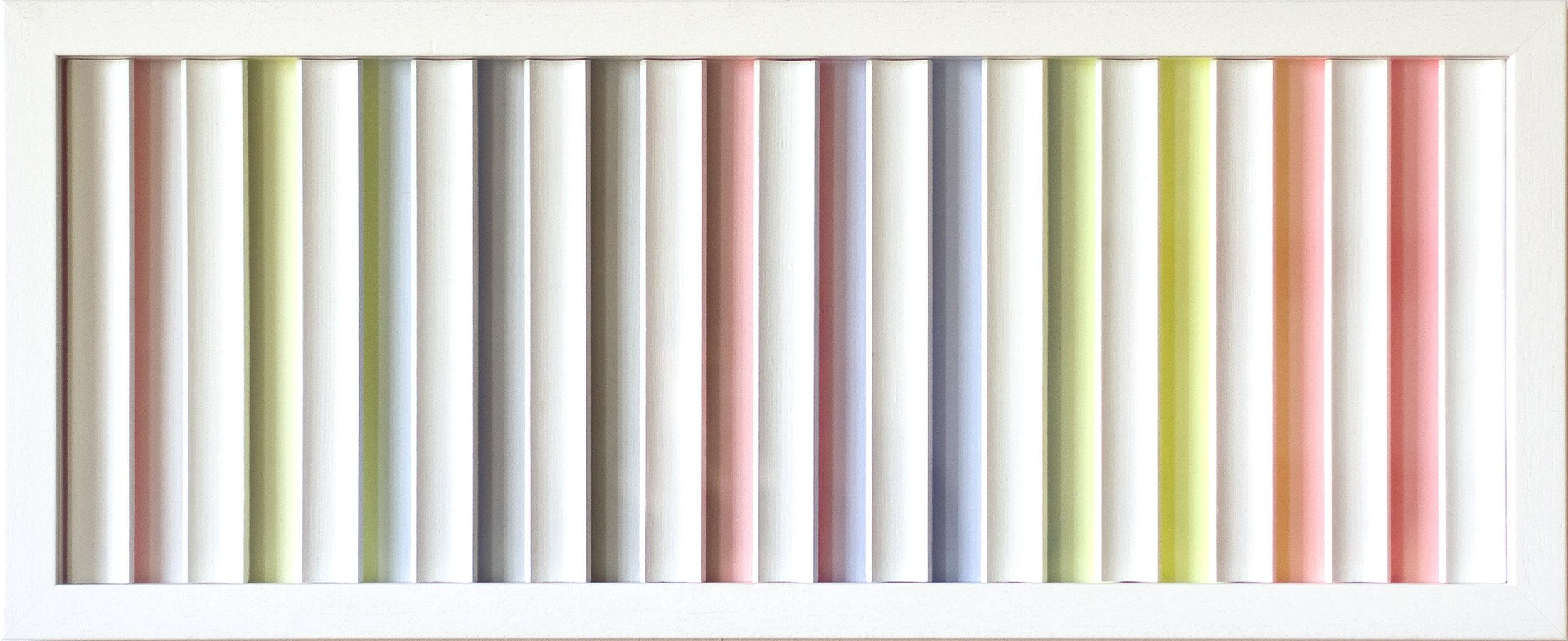 akril, les, 35 x 80 cm, 2006