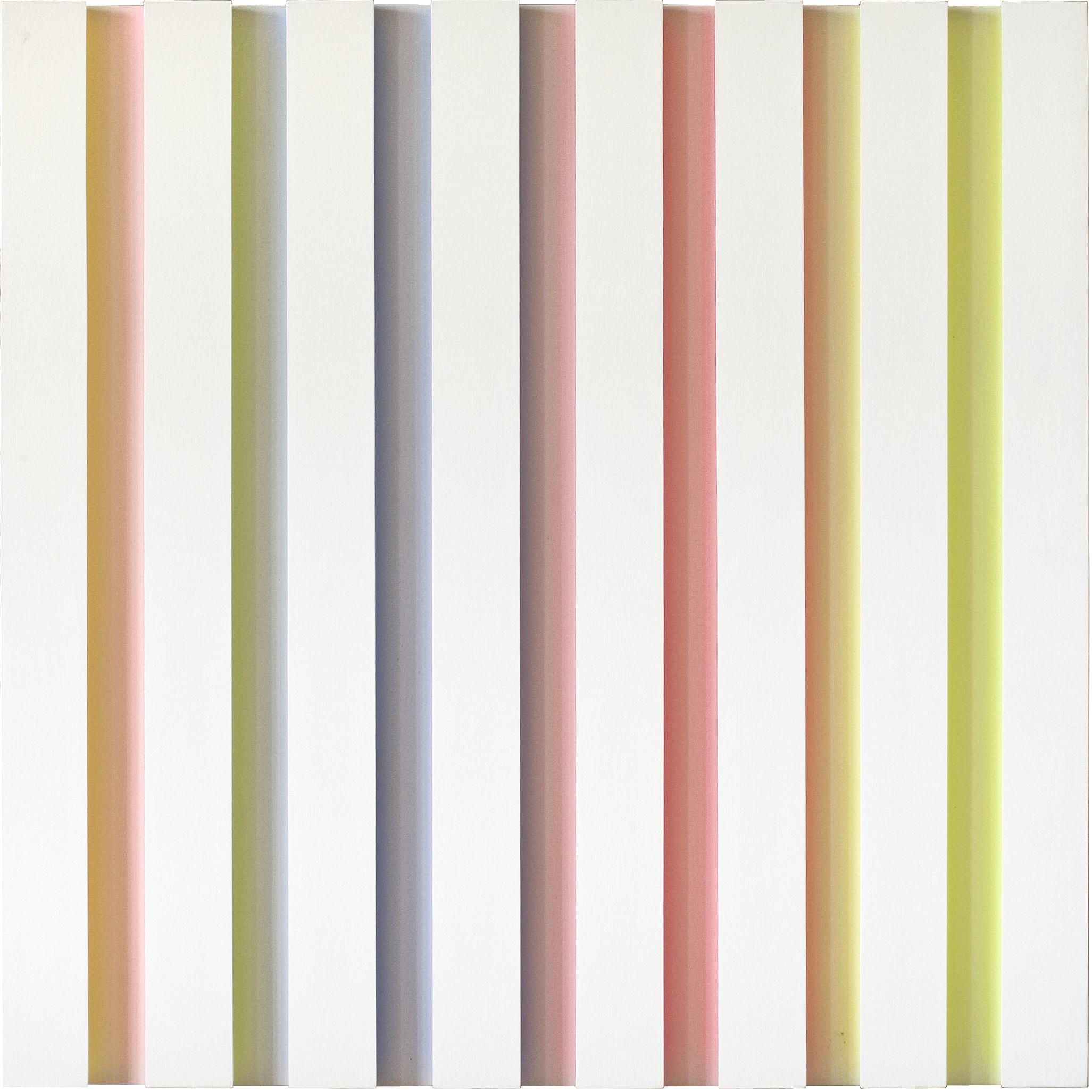 akril, les, 100 x 100 cm, 2006