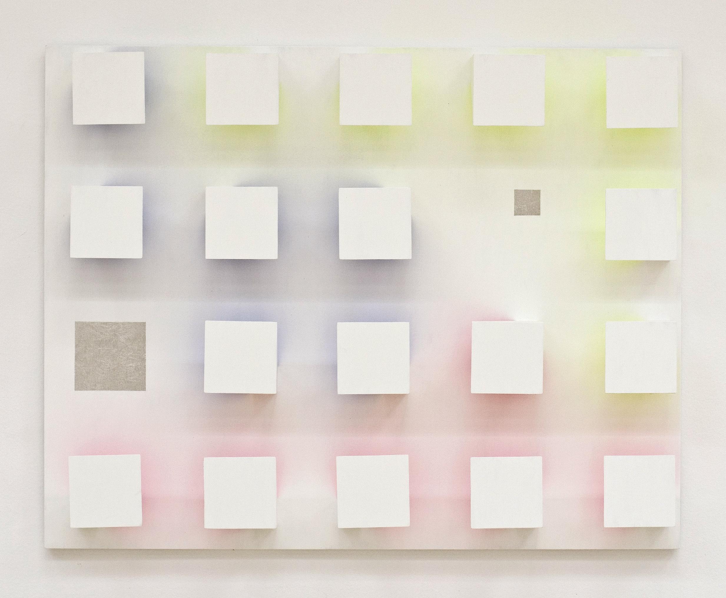 akril, les, 93 x 117 cm, 2006