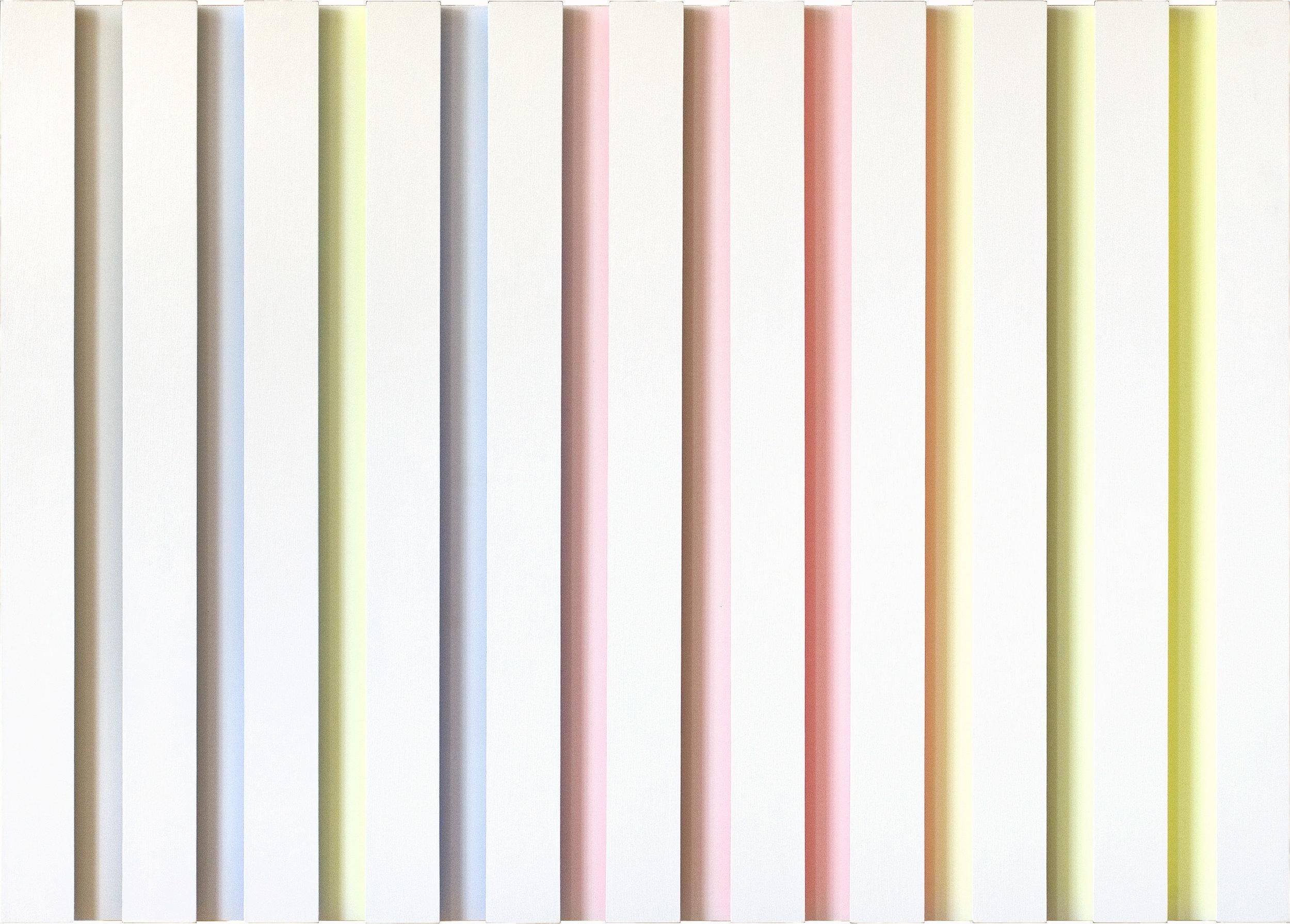 akril, les, 100 x 140 cm, 2006