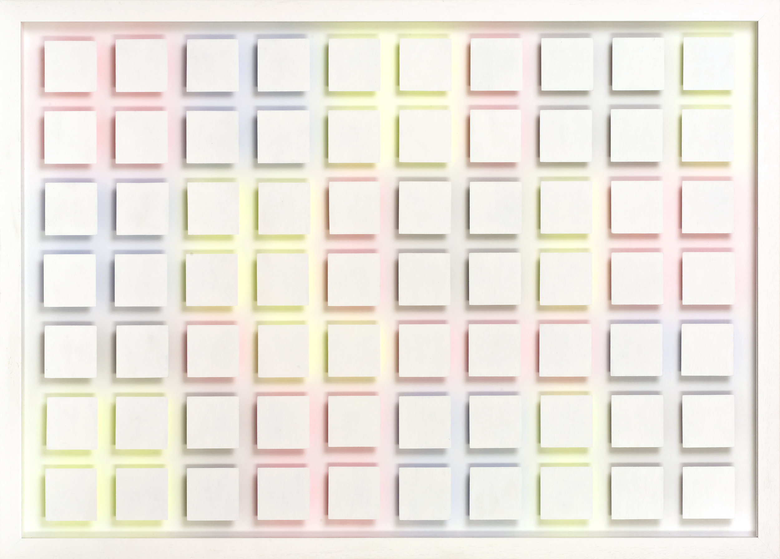 akril, les, 70 x 100 cm, 2007
