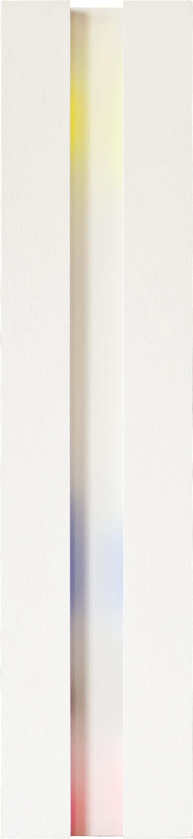 akril, les, 80 x 18 cm, 2006