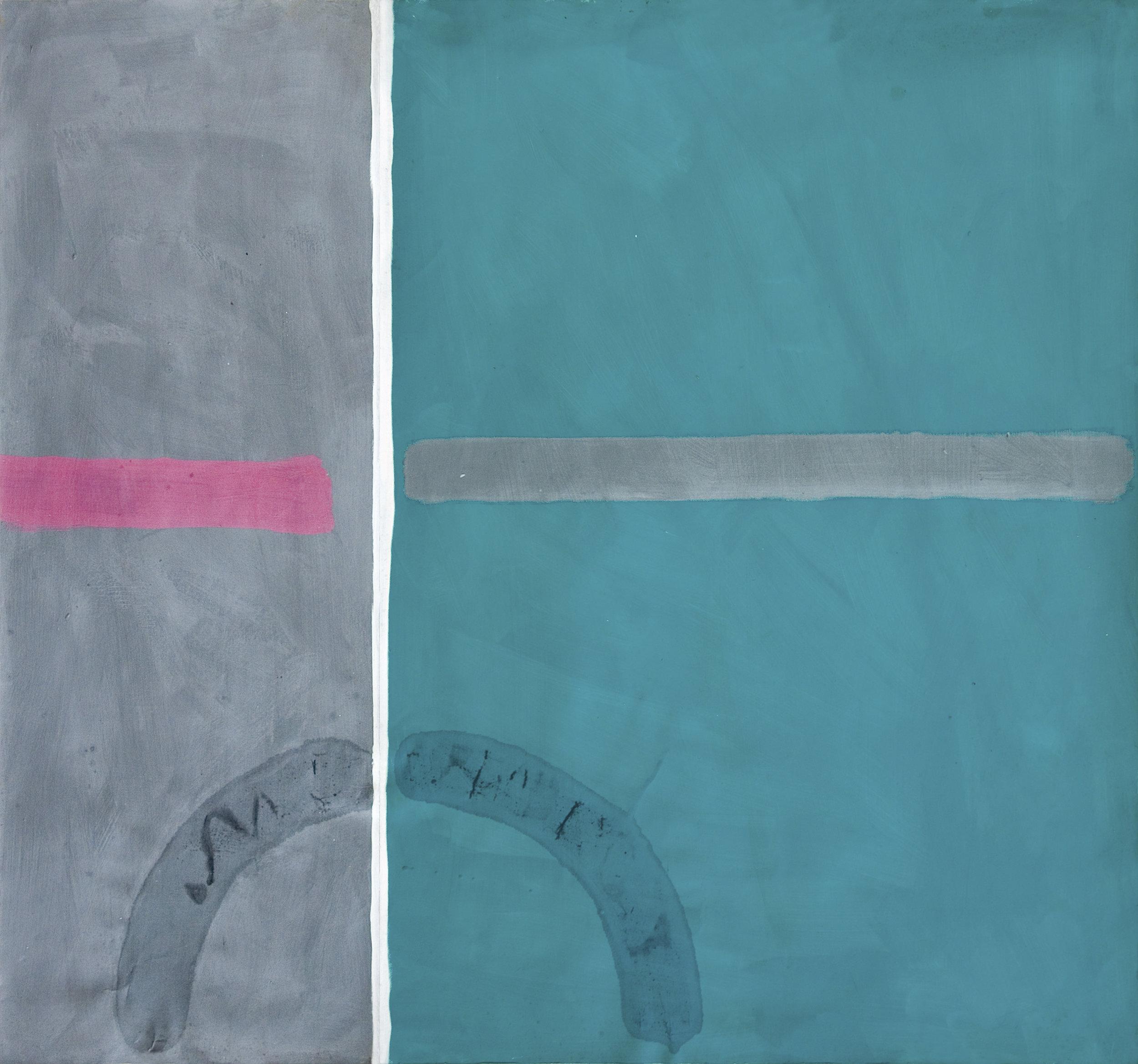 akril, papir, 100 x 100 cm, 1982