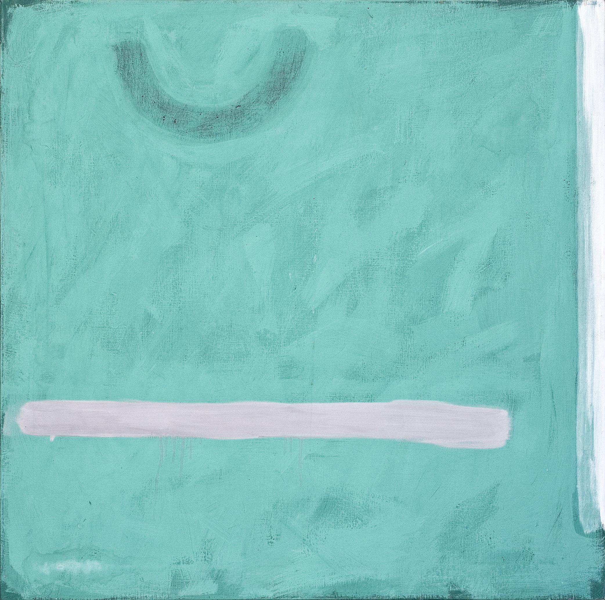 akril, platno, 100 x 100cm, 1983