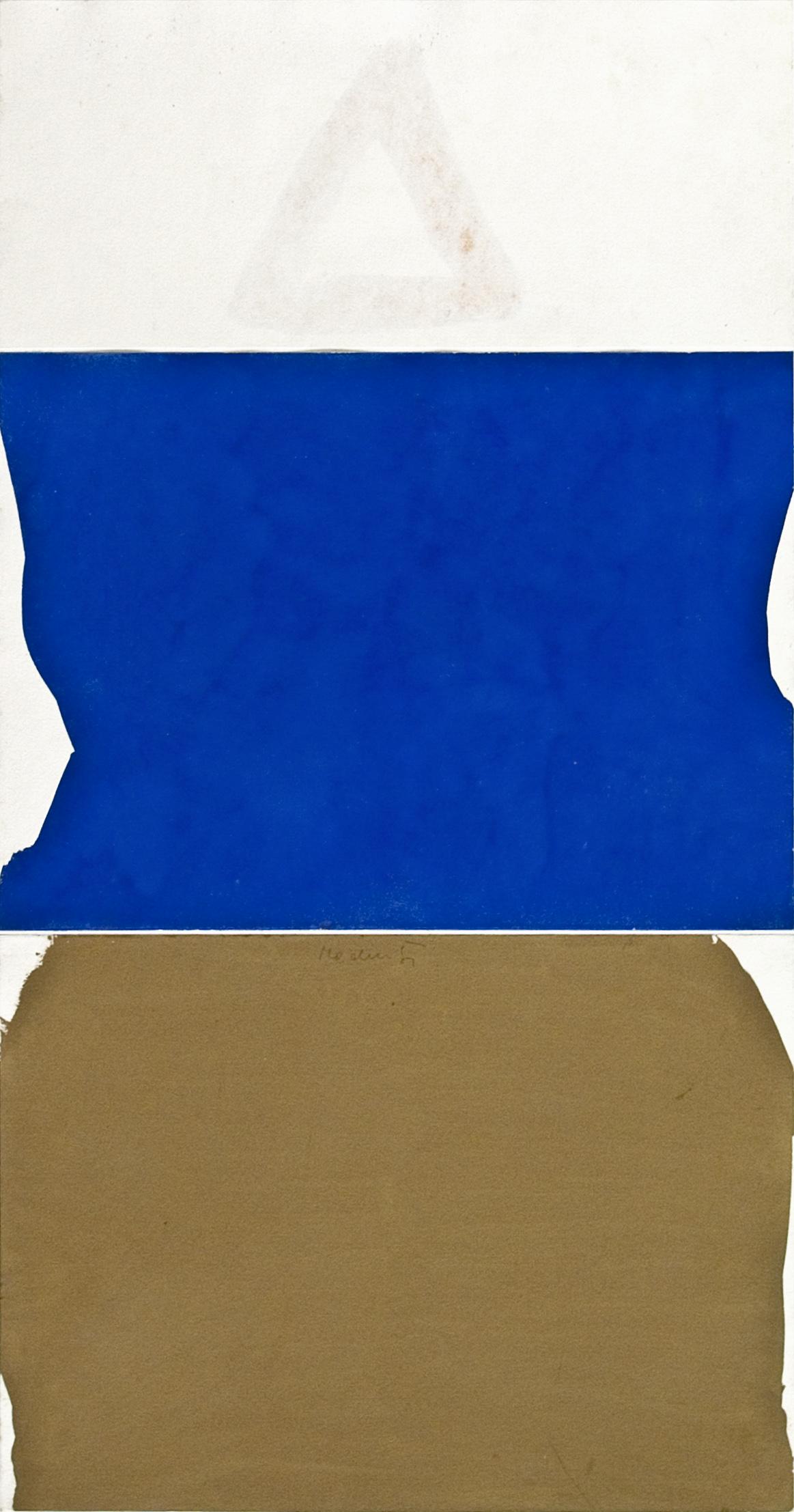 akril, papir, 100 x 52 cm, 1982