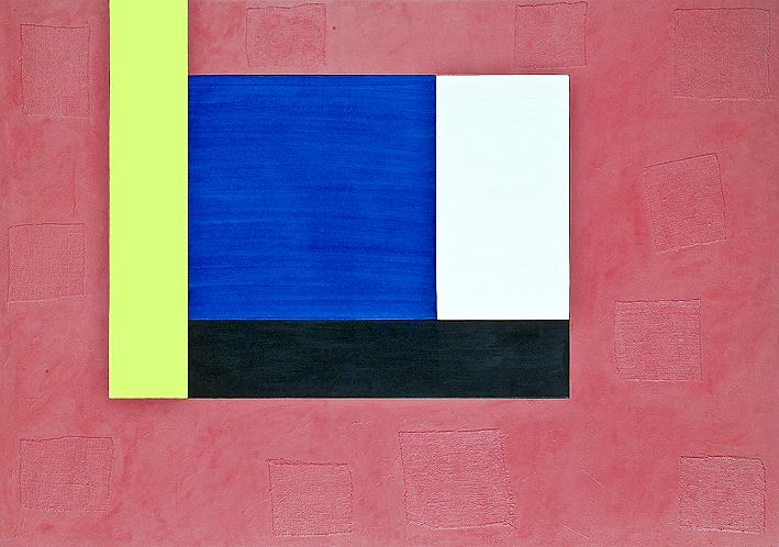 akril, les, 48 x 150 cm, 1985