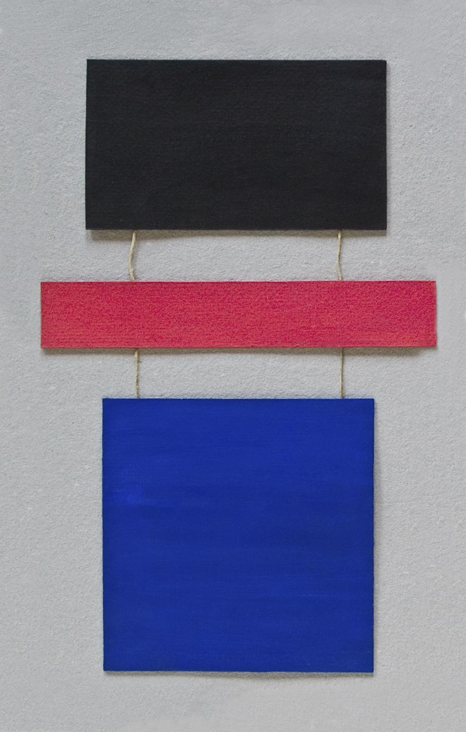 akril, papir, 77 x 50 cm, 1984