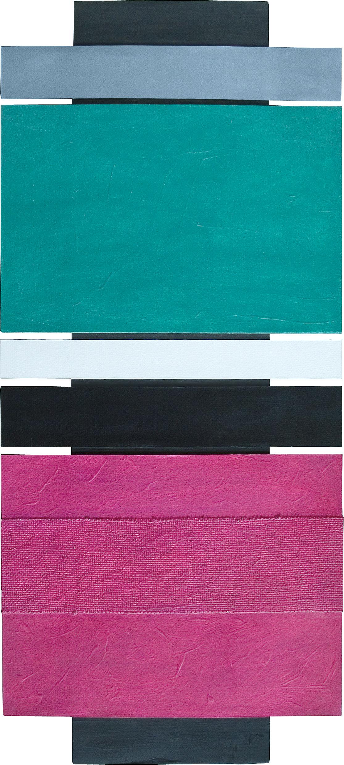 akril, papir, 100 x 45, 1986