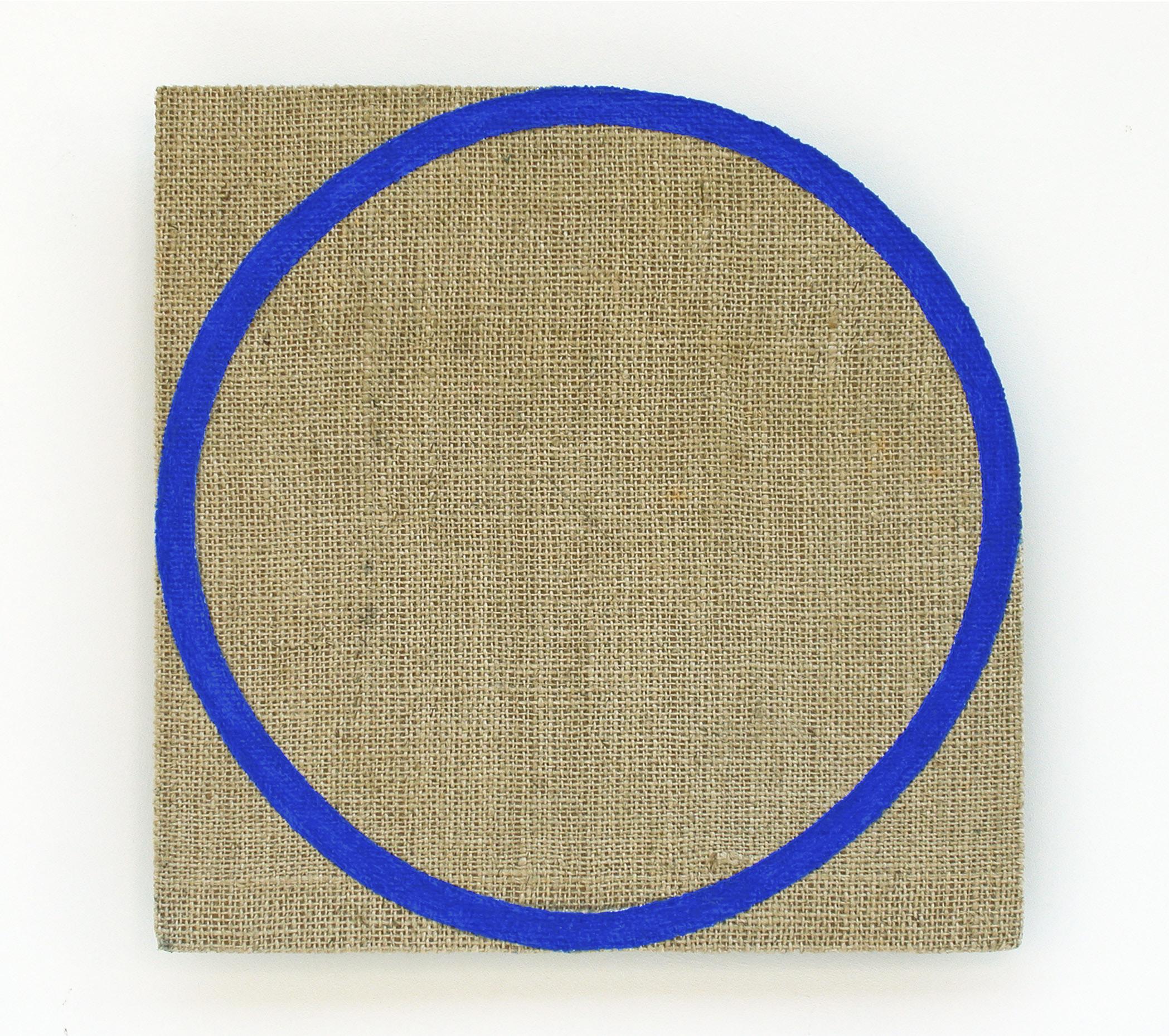 akril, platno, 40 x 40 cm, 2000