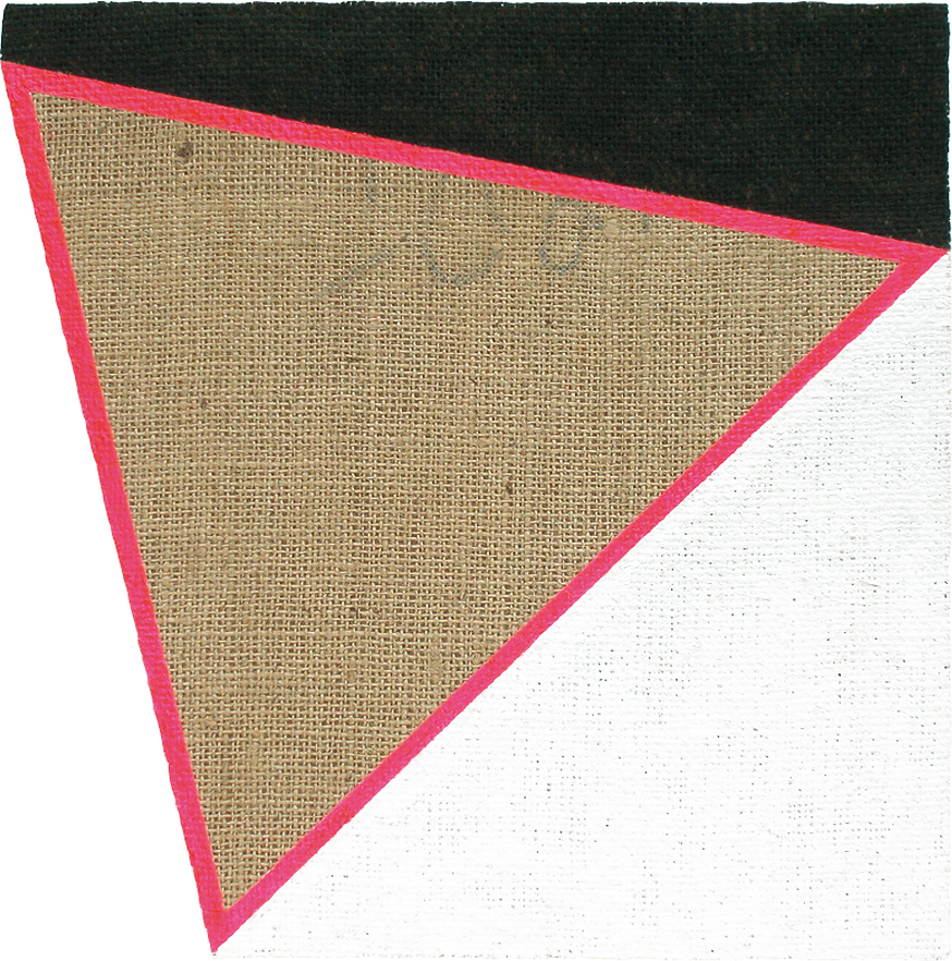 akril, platno, 40 x 40 cm, 2001