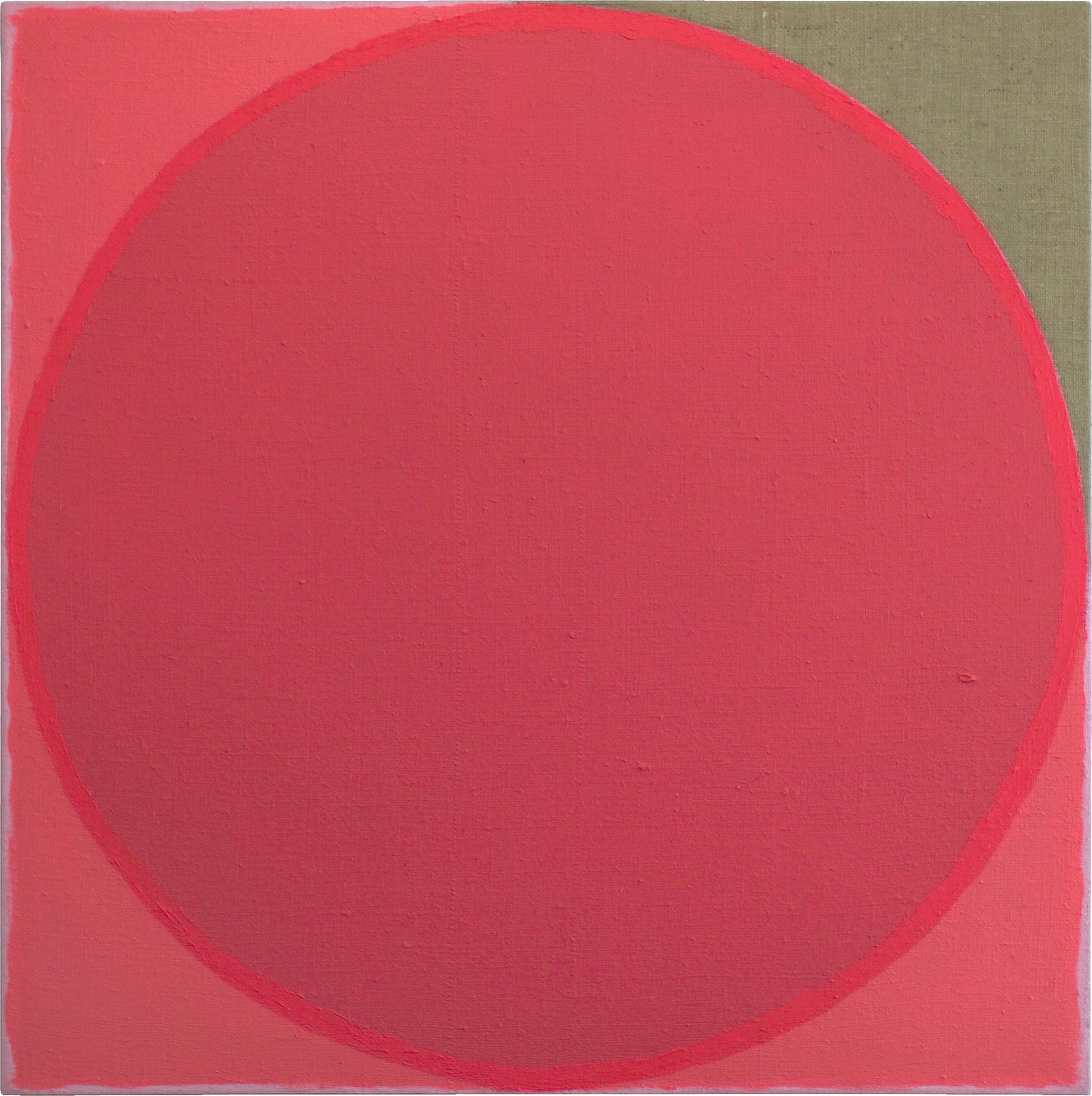 akril, platno, 100 x 100 cm, 2001