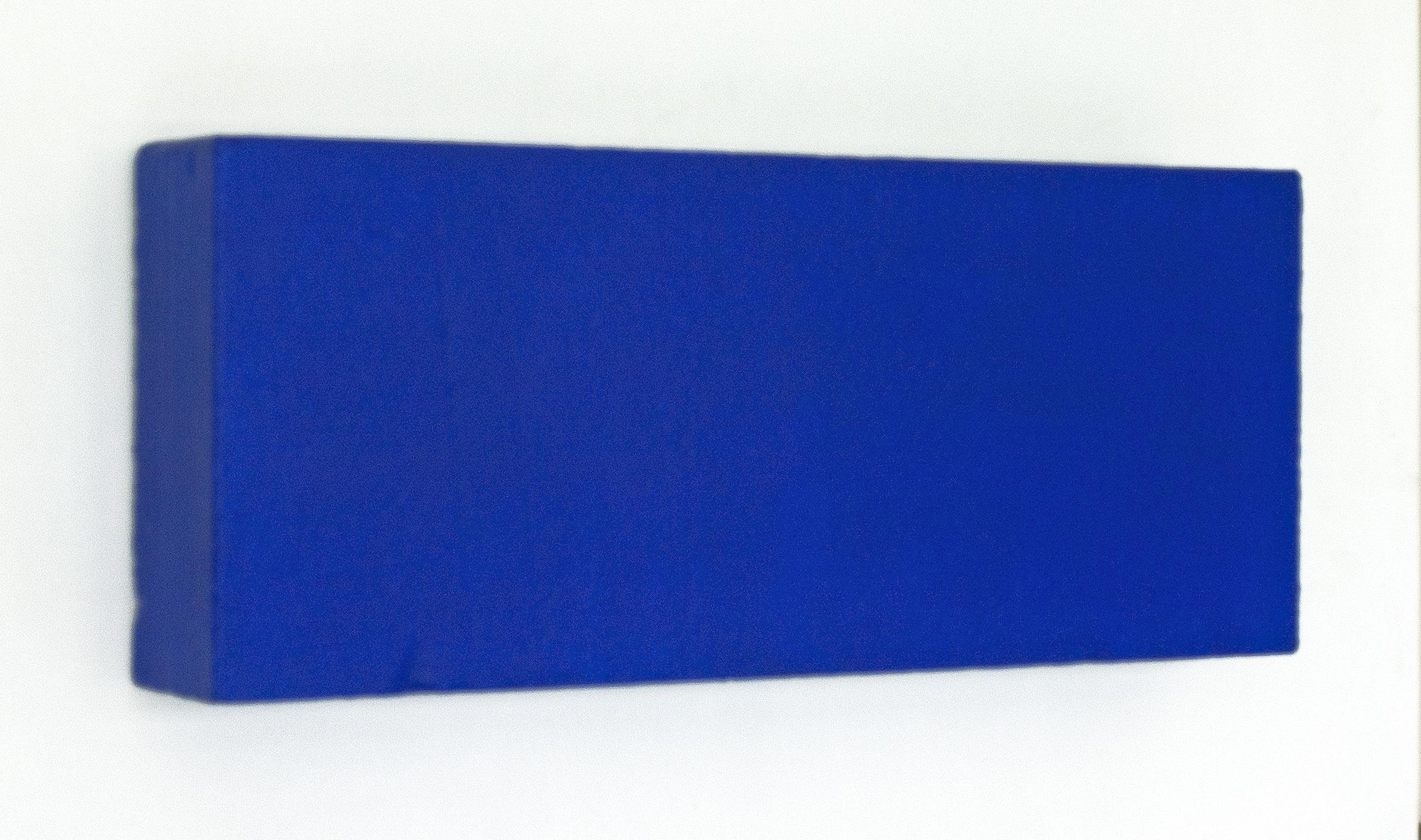 POMEN, akril, tekstil, siporeks, 25 x 60 cm, 2000