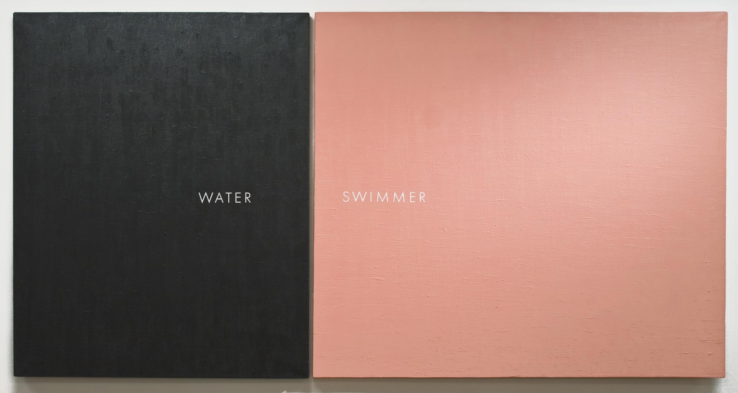 akril, platno, 140 x 115 cm in 140 x 160 cm, 2009