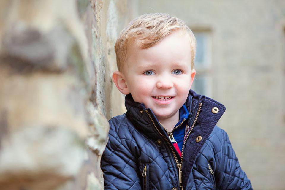 child portrait, Abbey Park, Leicester