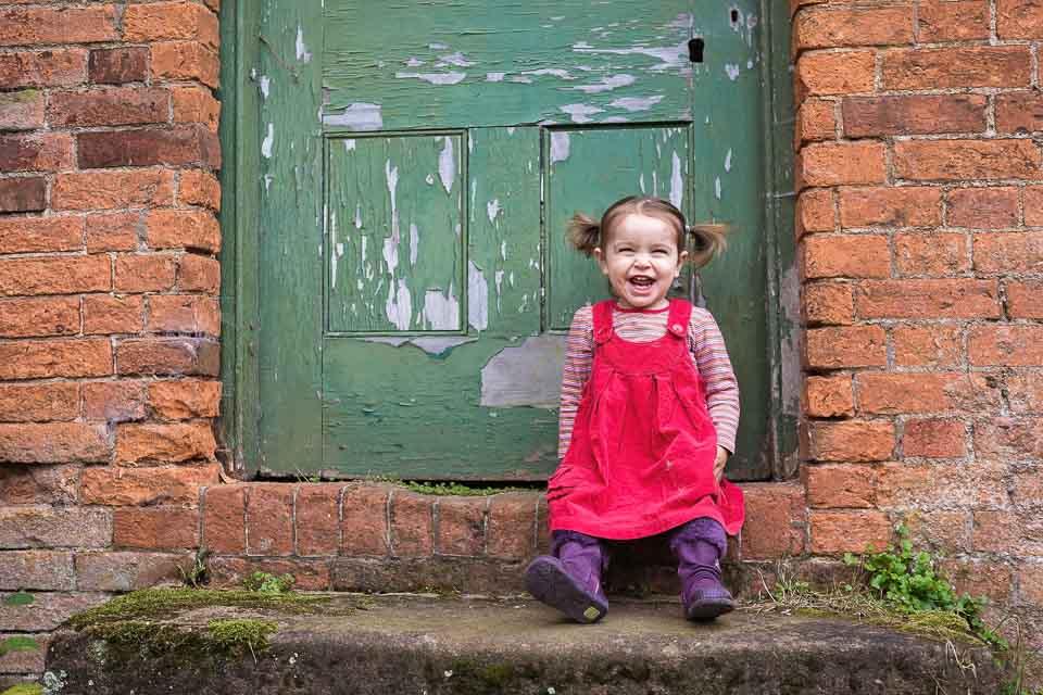 Kids photography, Calke Abbey, Derbyshire