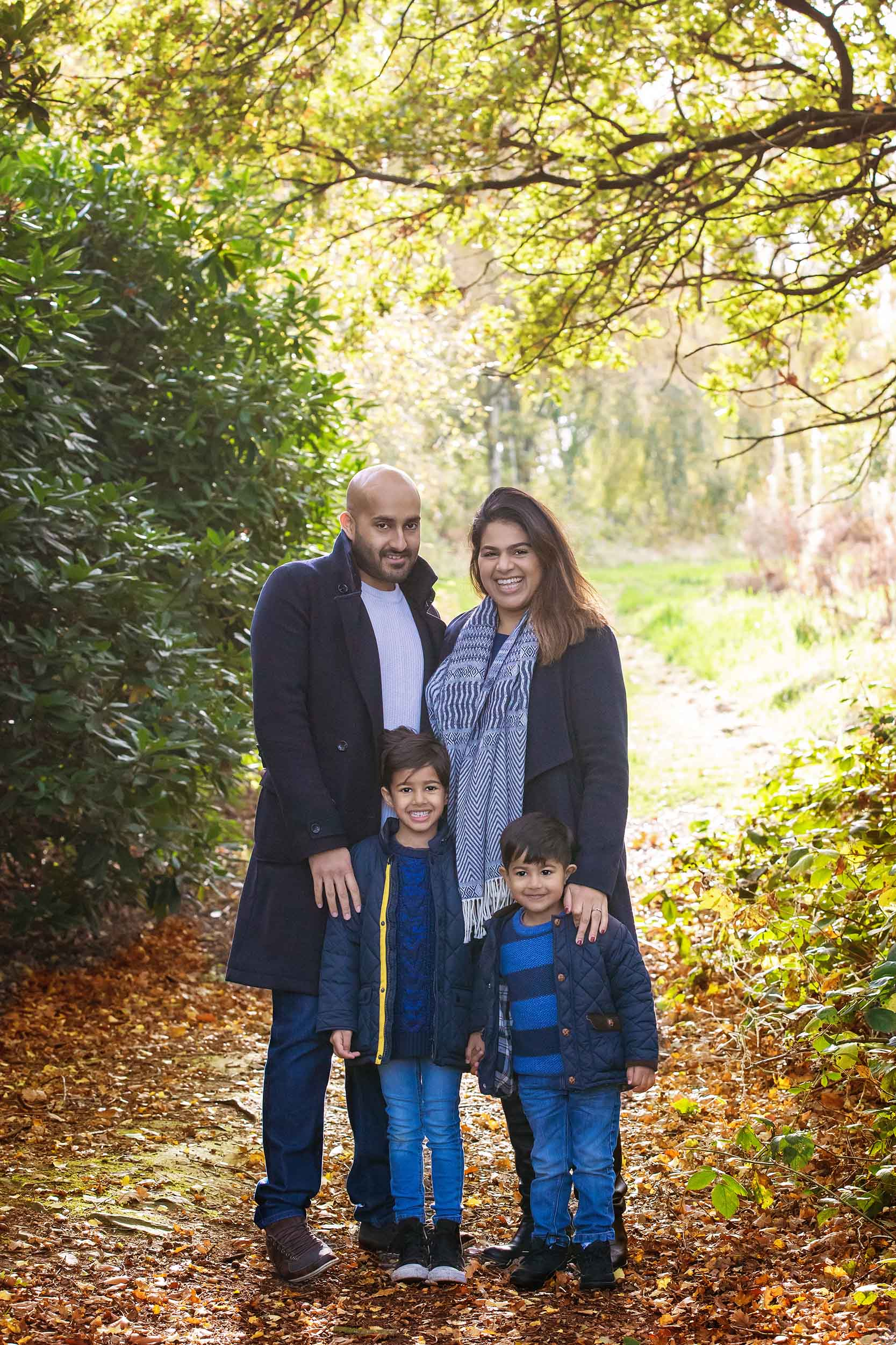 Outdoor Family Portrait Beacon Hill Loughborough 1.jpg