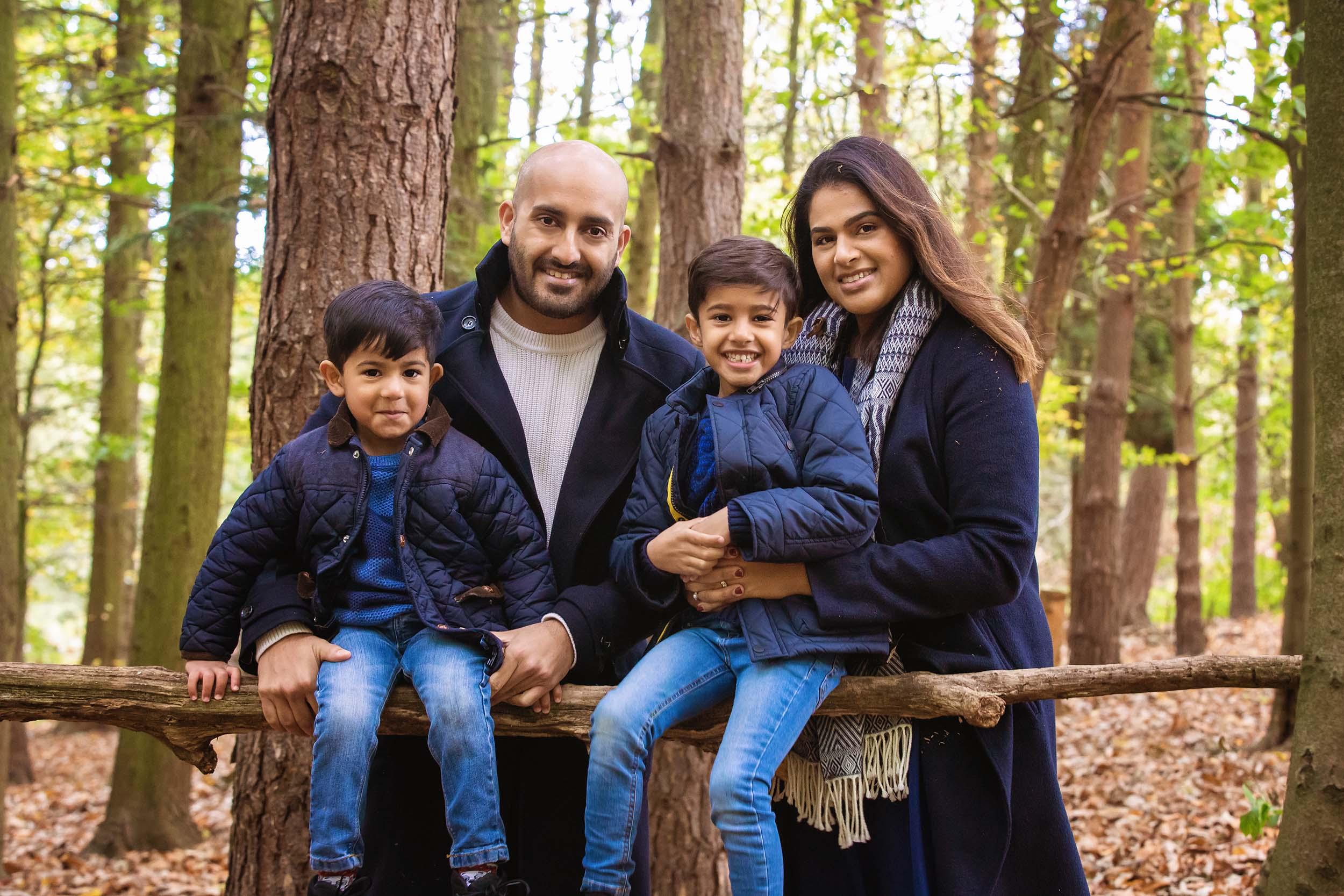 Outdoor Family Portrait Beacon Hill Loughborough 8.jpg