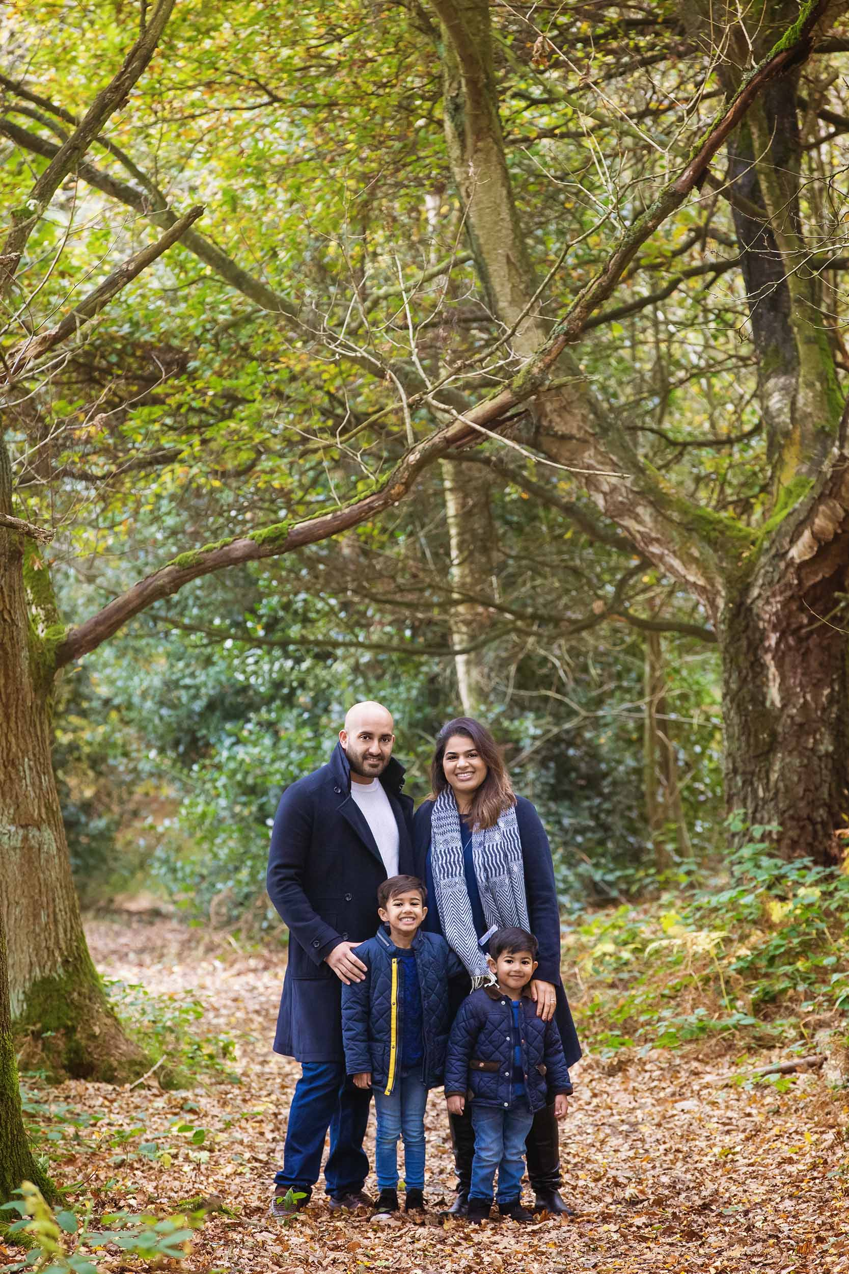 Outdoor Family Portrait Beacon Hill Loughborough 19.jpg