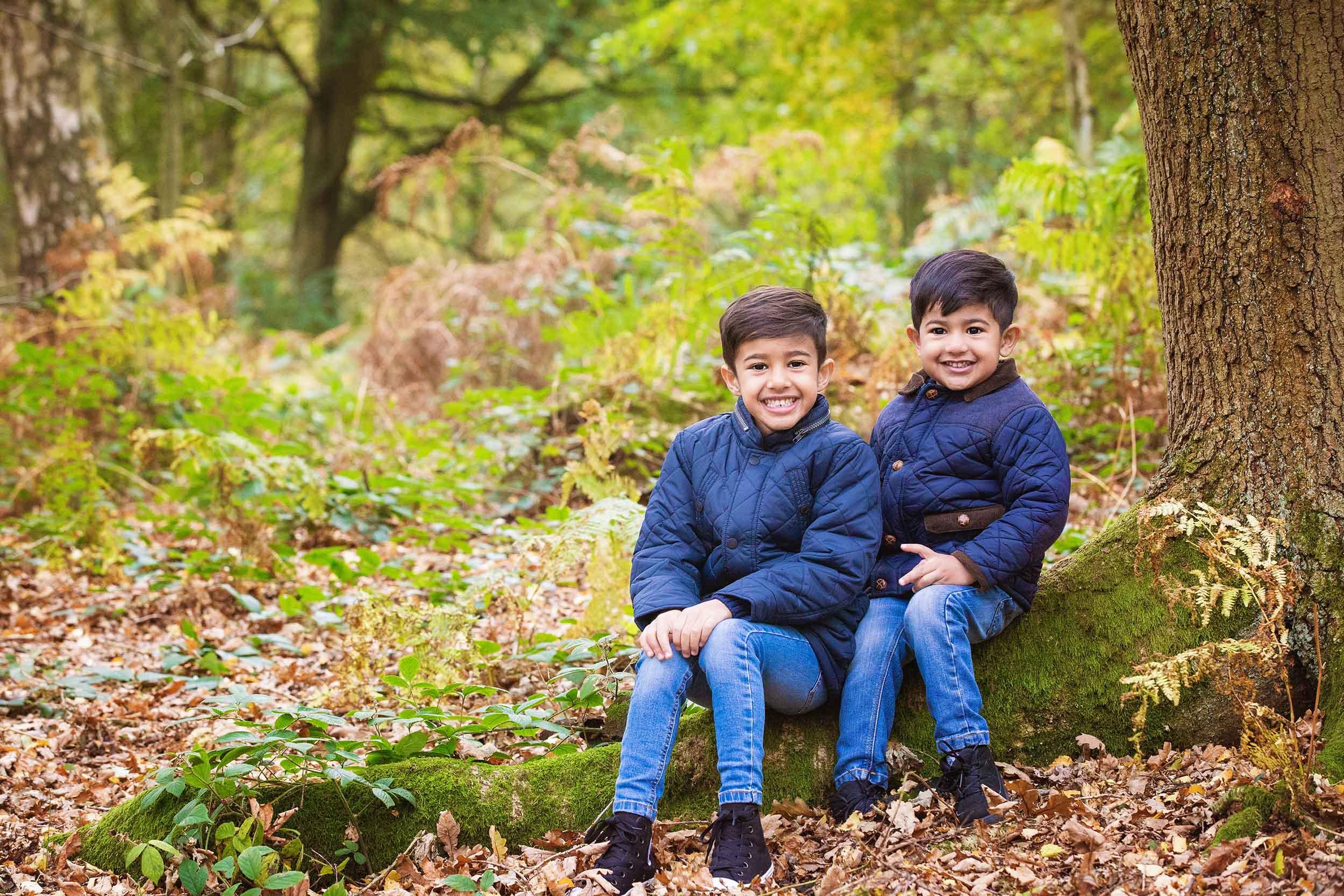 Outdoor Family Portrait Beacon Hill Loughborough 20.jpg