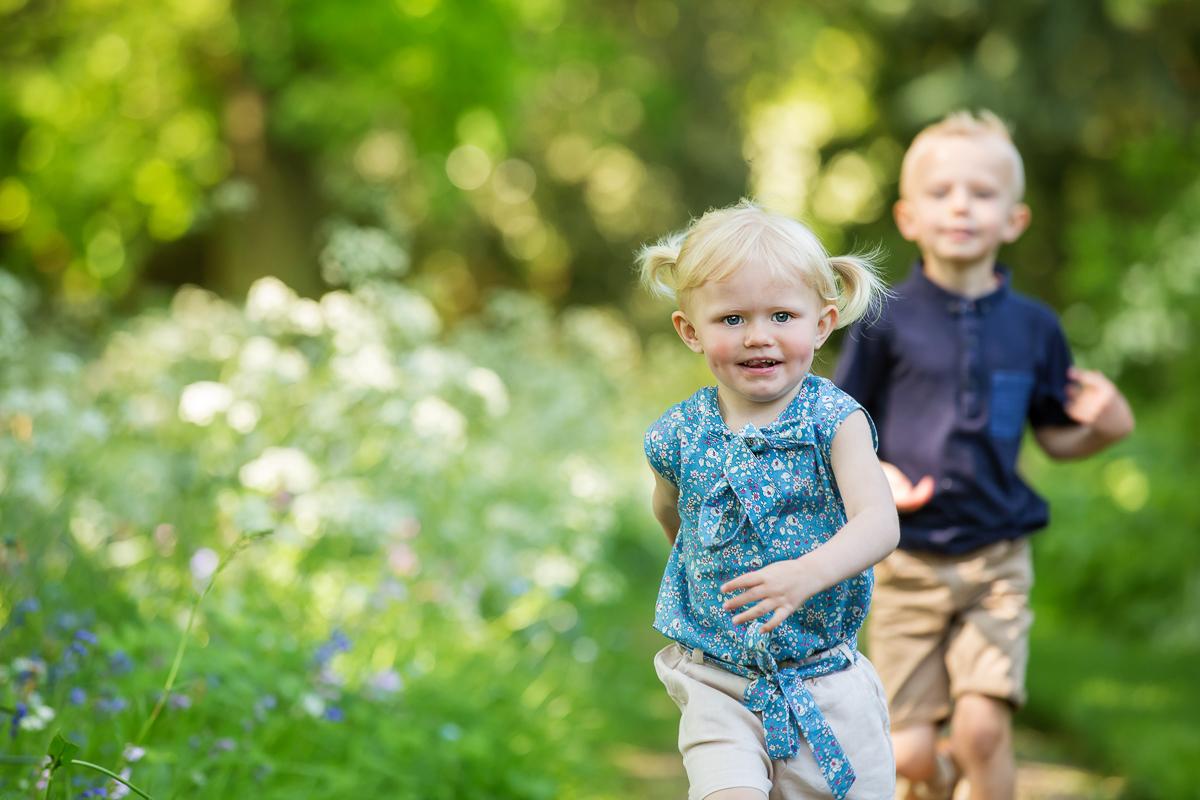 Children's Photographer, Whatton Gardens