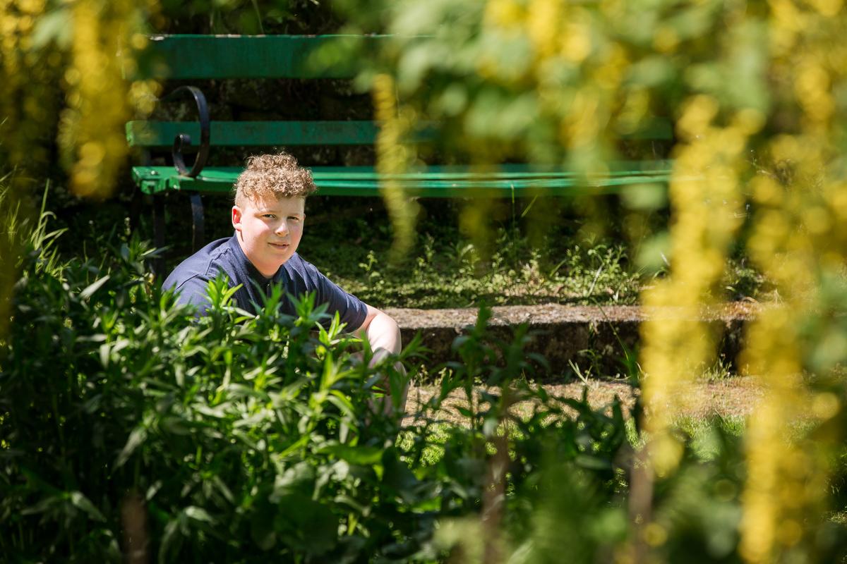 Family Photographer, Whatton gardens