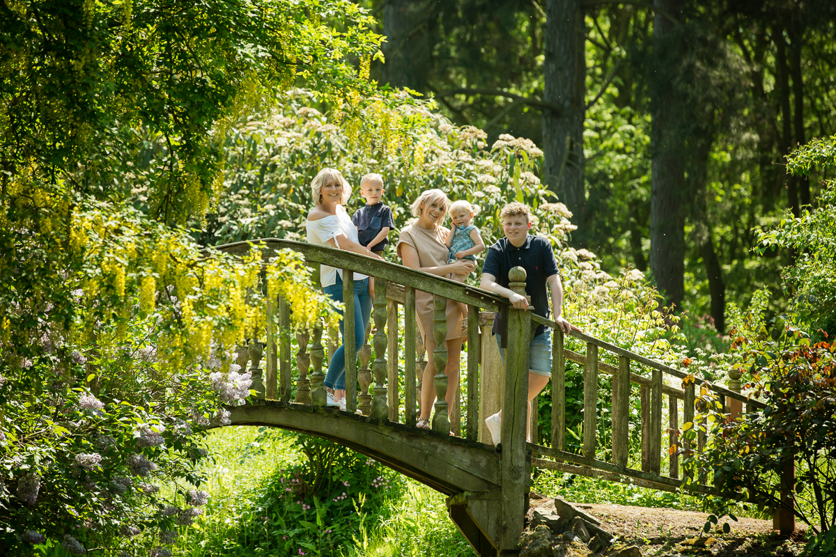 Family Photographer, Whatton Gardens