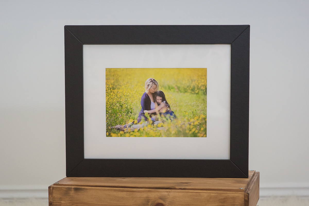 Portrait Box - £195A great way to display the prints from your collection. This product is handmade to order, it is truly beautiful and will look great in any home.