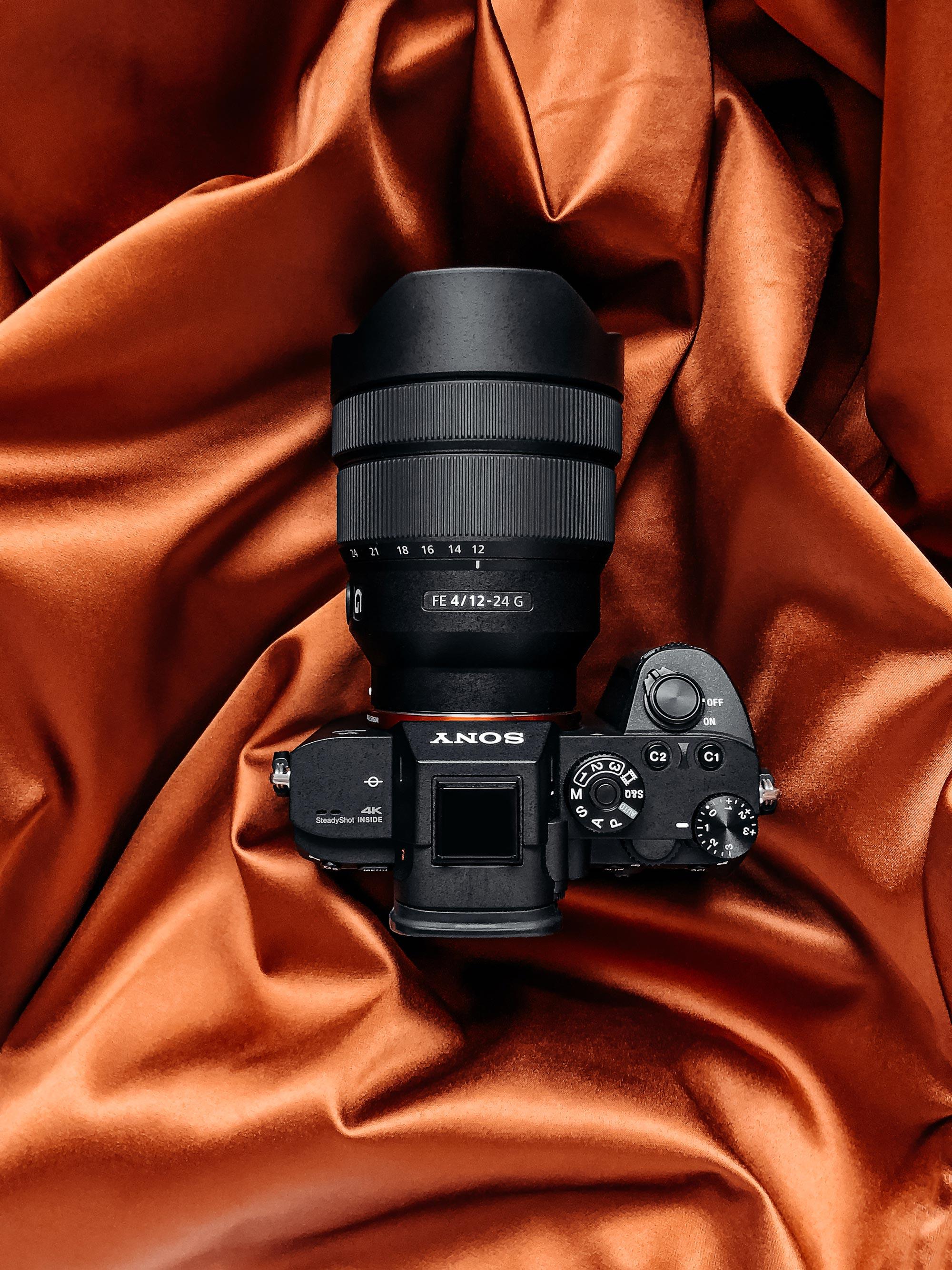 Duo Infernale: das Sony 12-24 G an der Sony Alpha 7R III.
