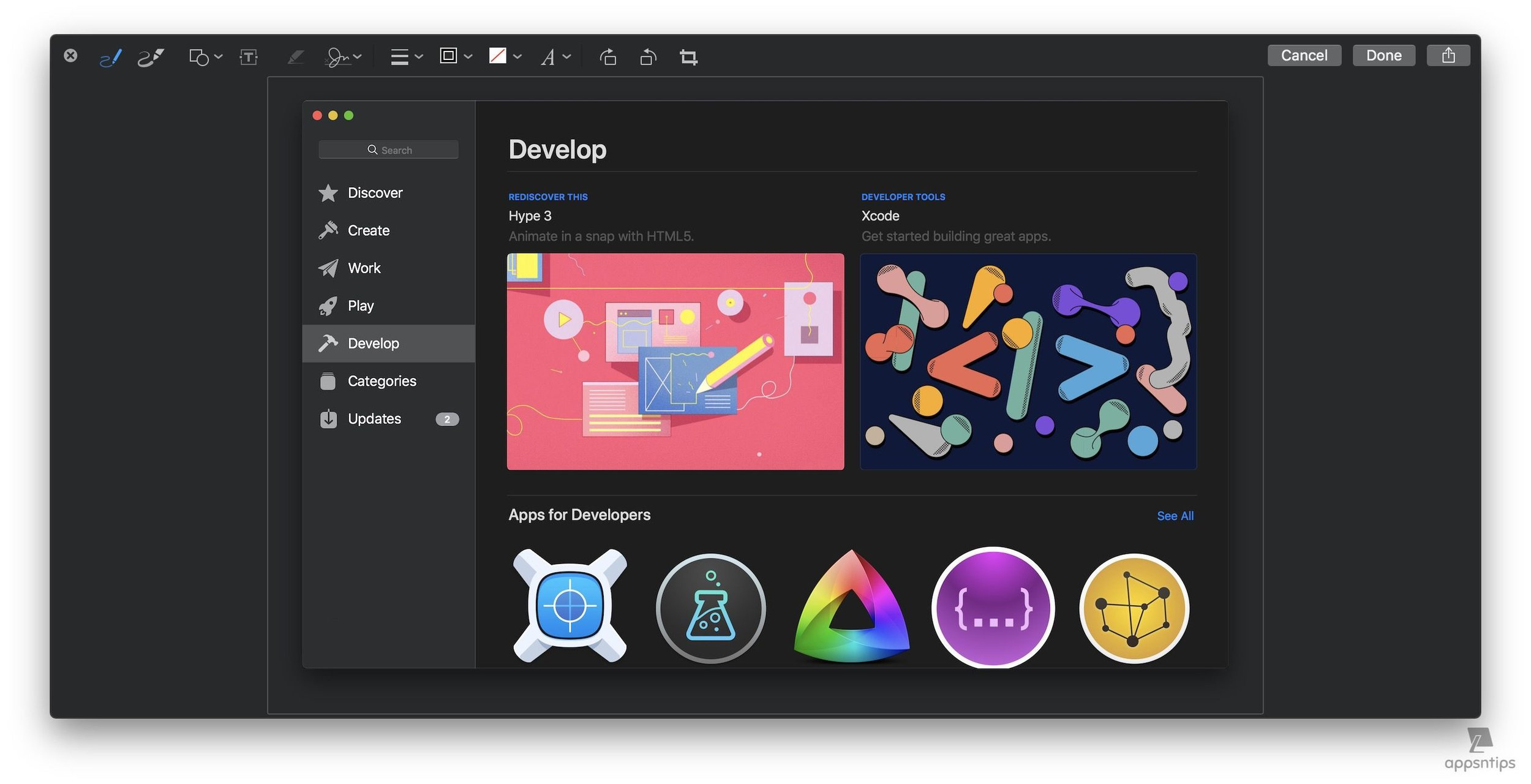 Quick Look Improvements in macOS Mojave