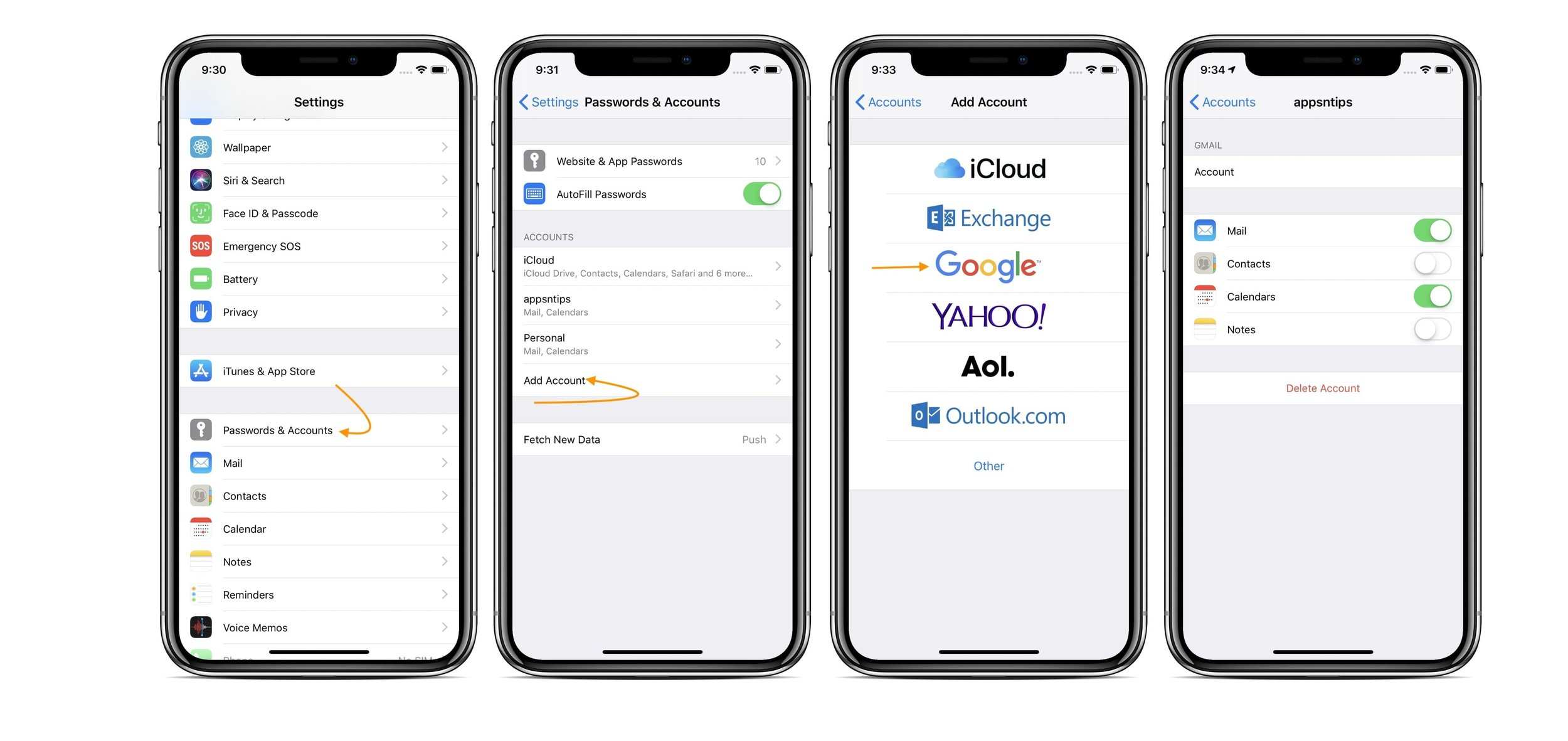 How to Import Google Contacts to iCloud Account 1.jpg