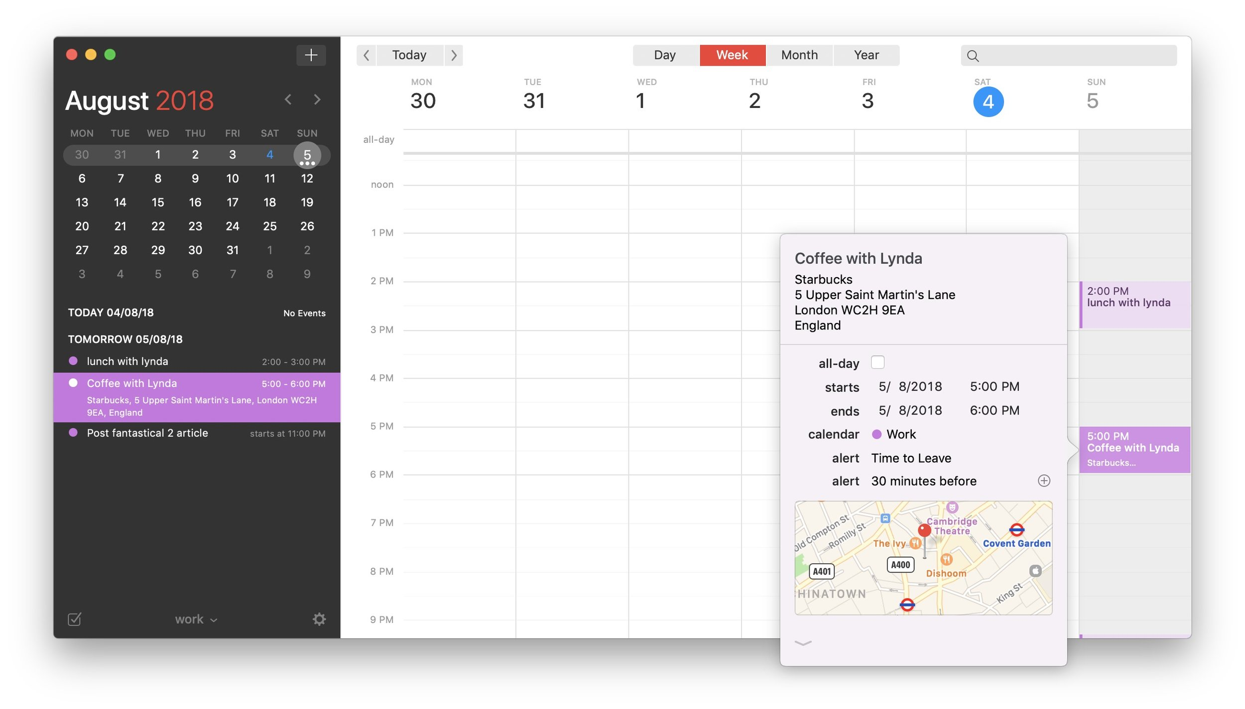 Fantastical 2 Review - Creating Events and Reminders 3.jpg