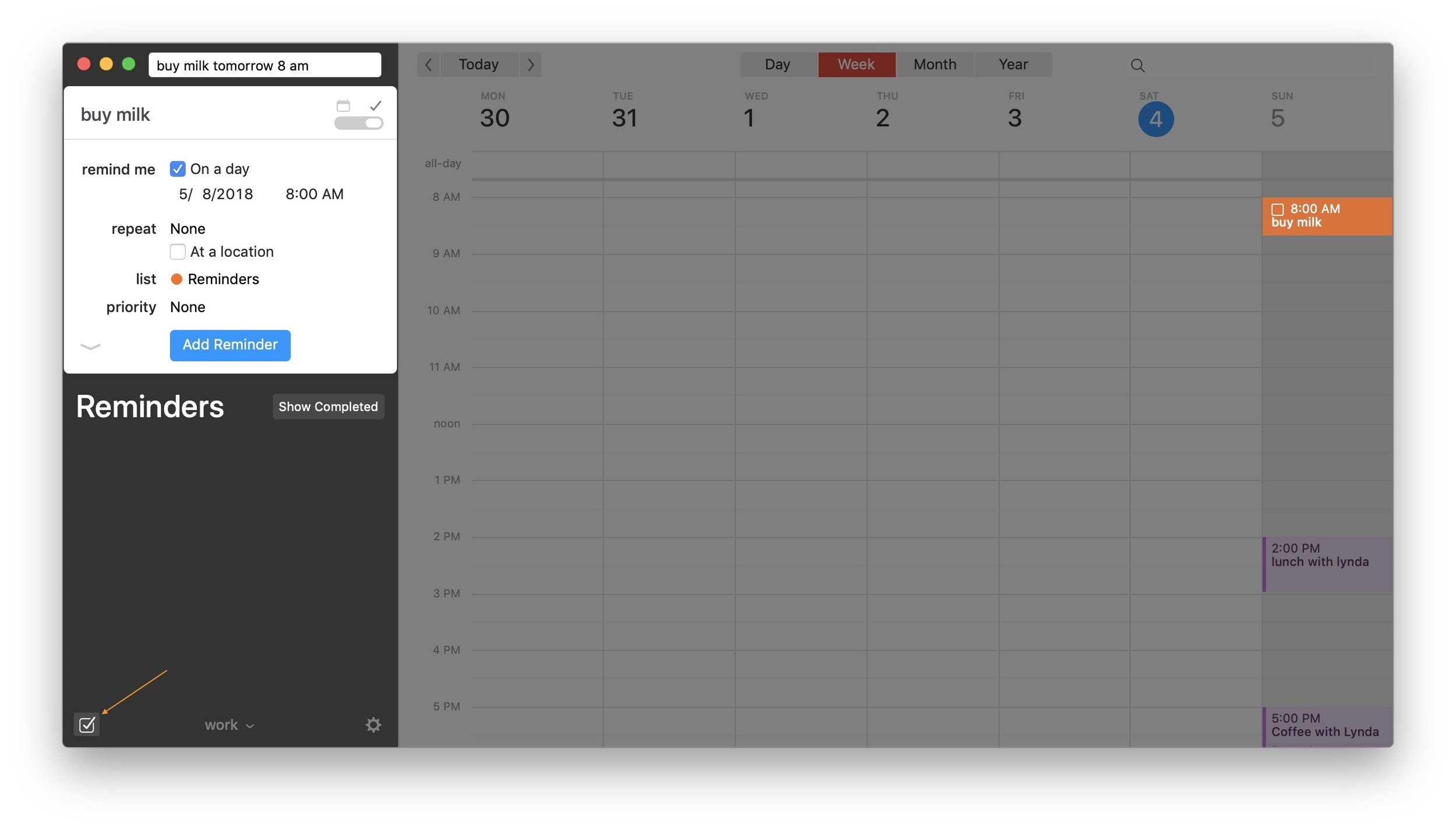 Fantastical 2 Review - Creating Events and Reminders 4.jpg