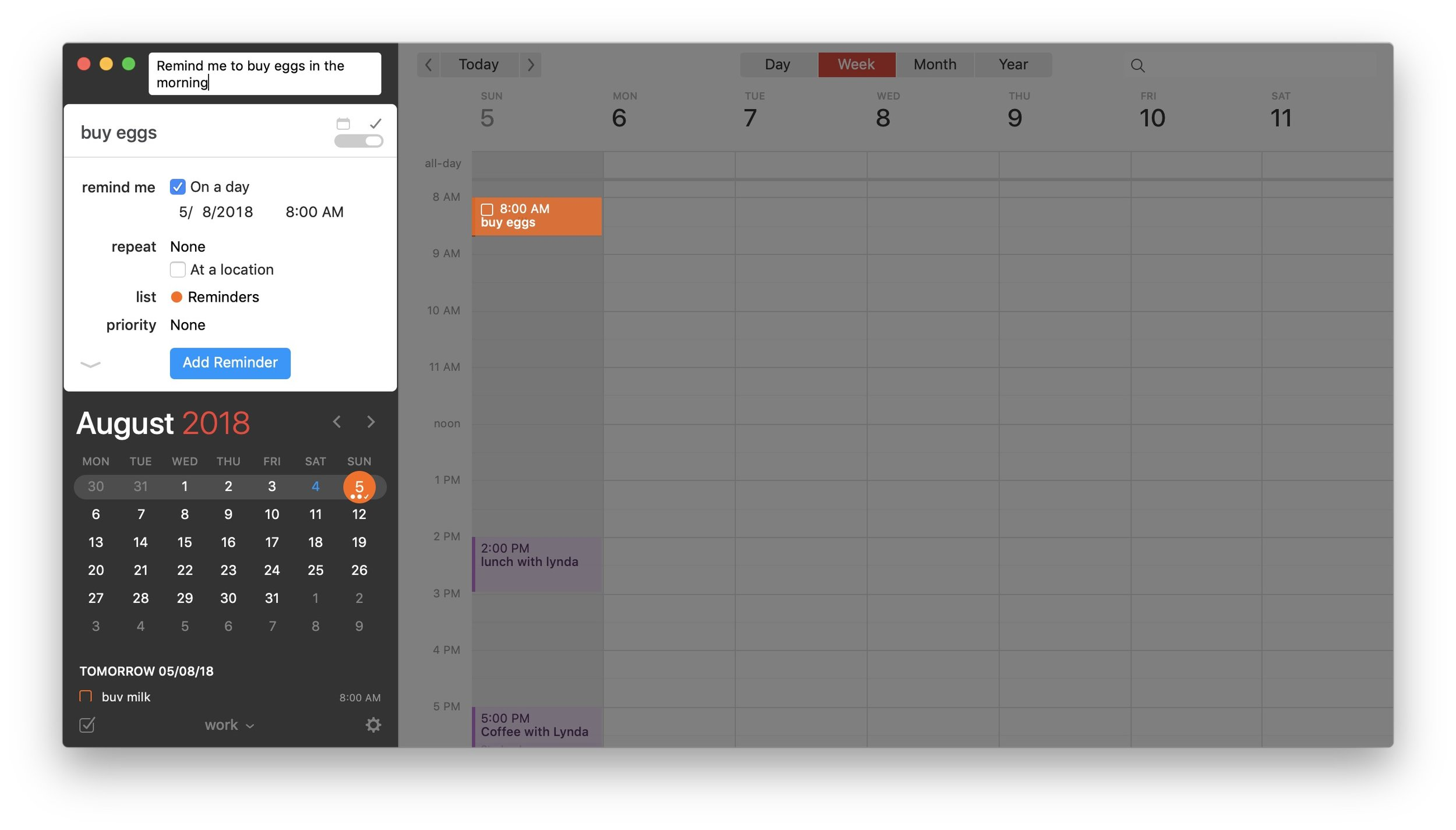 Fantastical 2 Review - Creating Events and Reminders 5.jpg