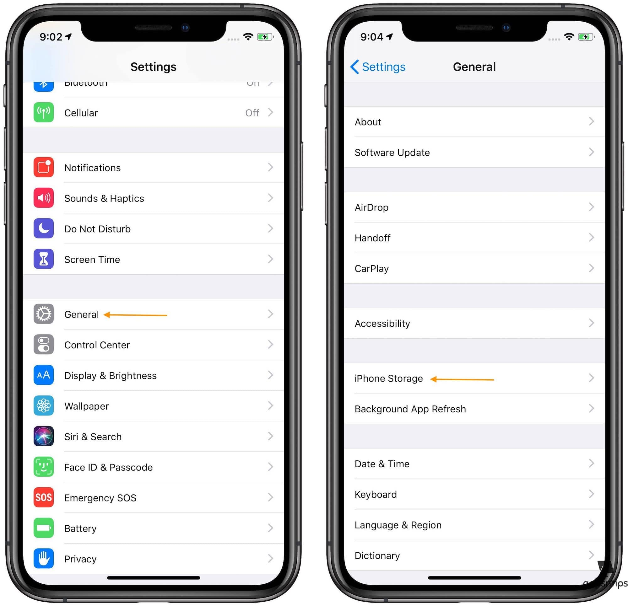 How to Offload Apps on iPhone 1