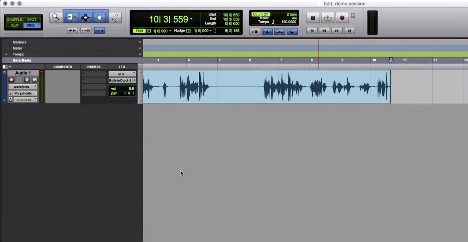 Pro Tools First 2