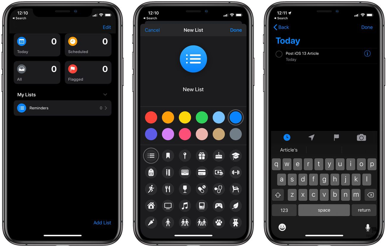 iOS 13 Hands-On: Best iOS 13 Features Coming to Your iPhone — appsntips