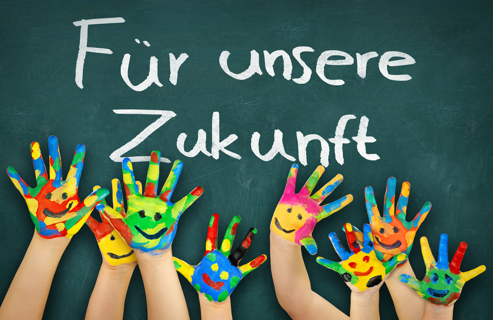 Für unsere Zukunft – For our future - The essence of coming-of-age