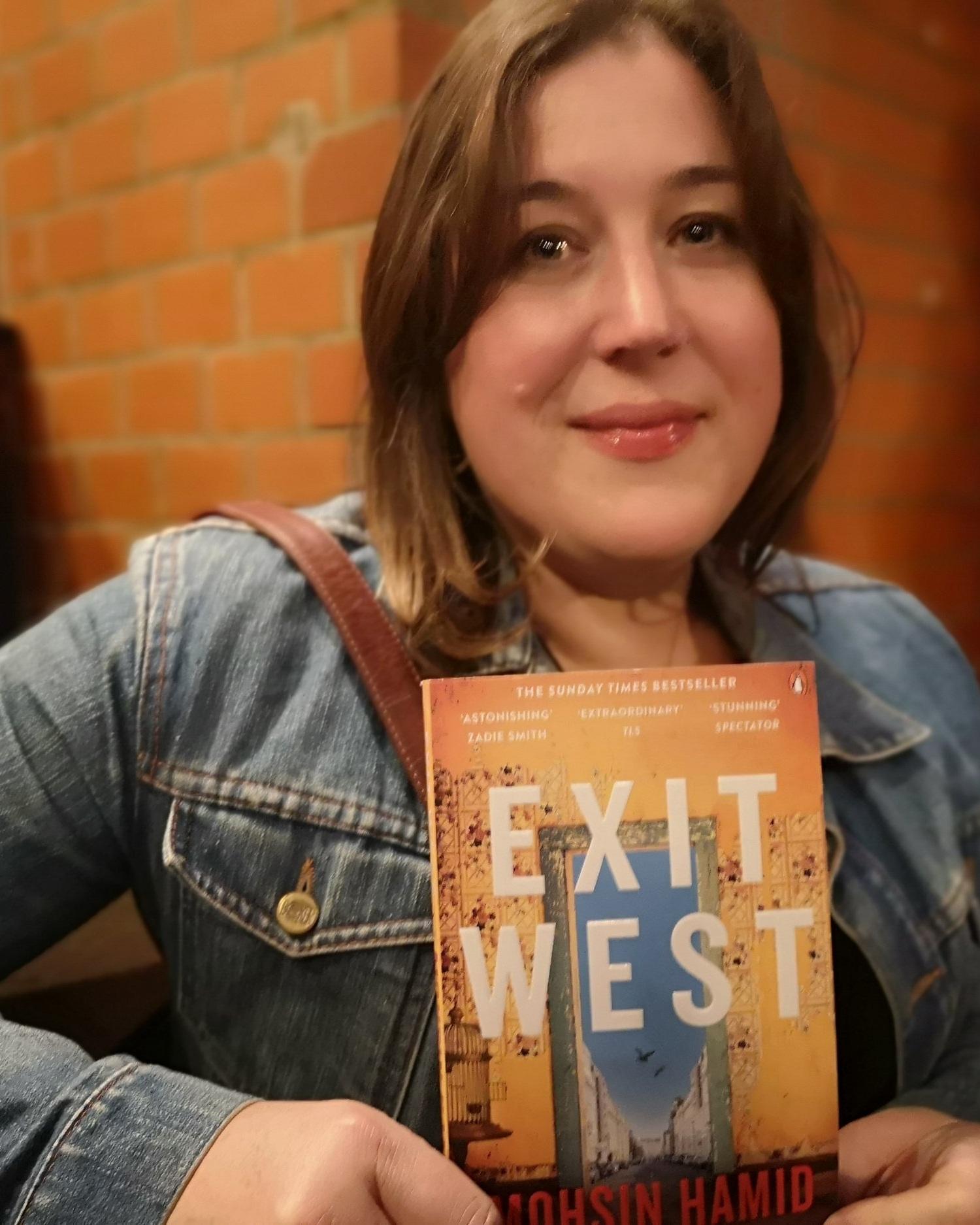 Exit West - Empfohlen von Victoria Gosling