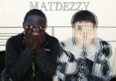 Marquean back a few years ago with my son Matvey when they formed the DJ duo,  MATDEZZY.