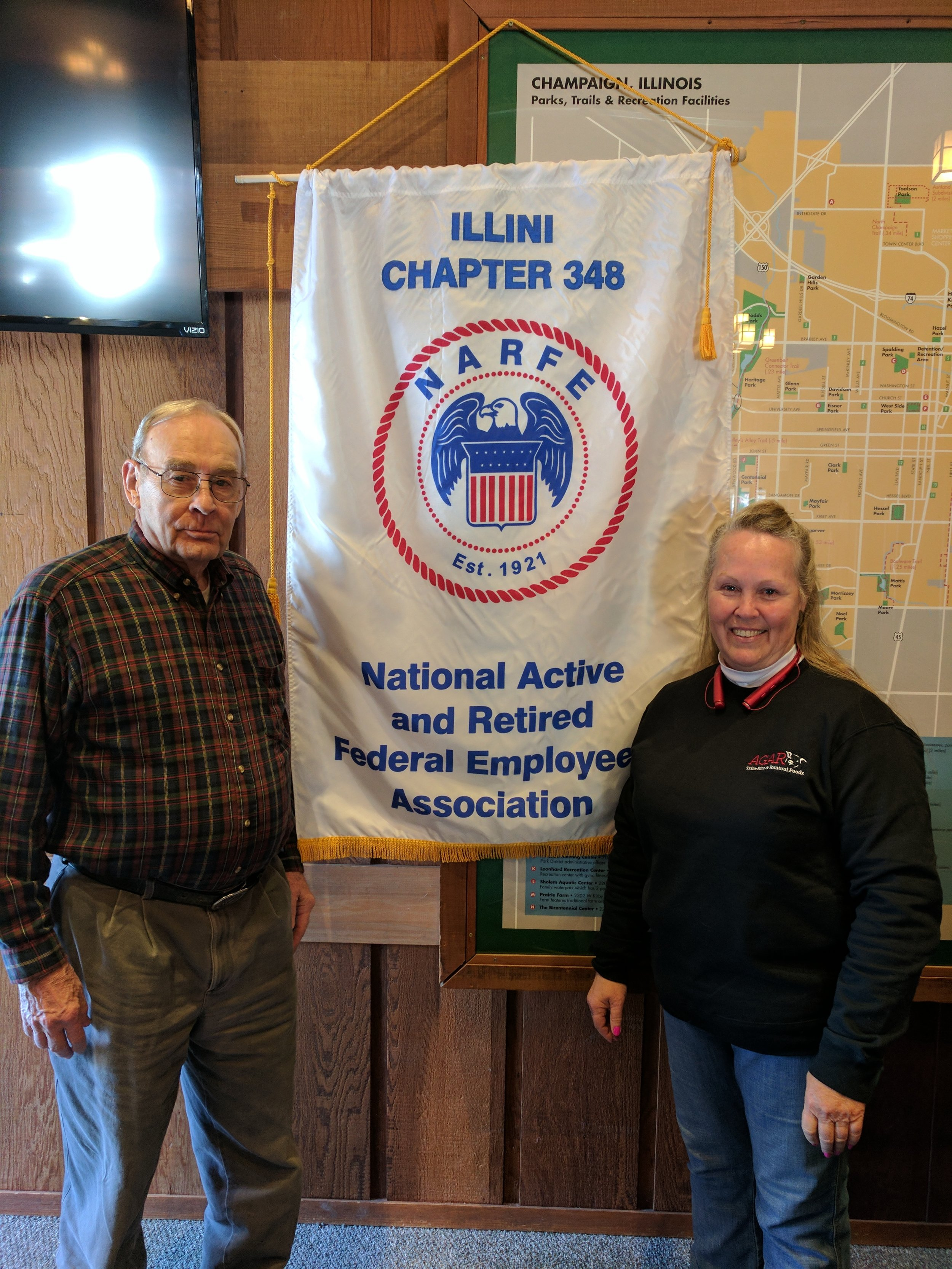 National Active & Retired Federal Employee Association