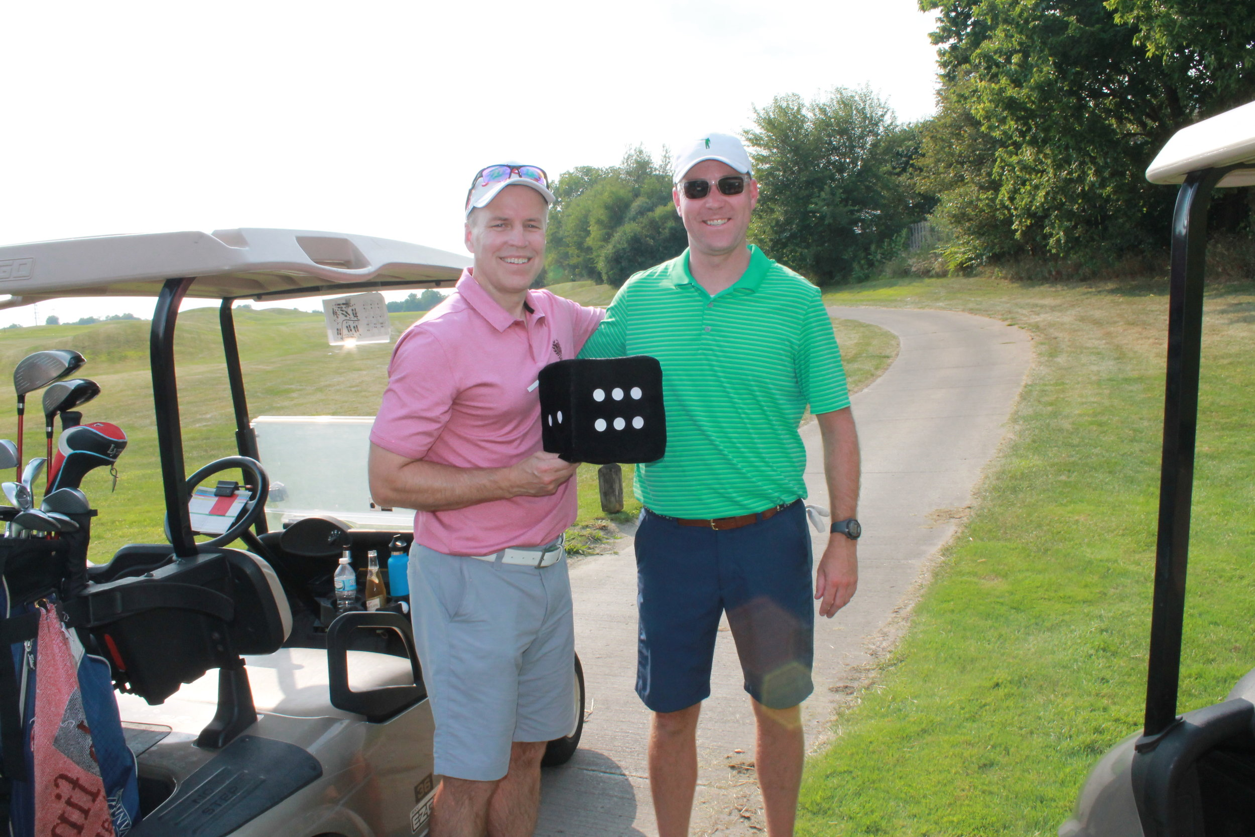 2018 Annual Scholarship Golf Outing - Click the photo to see photos from the event!