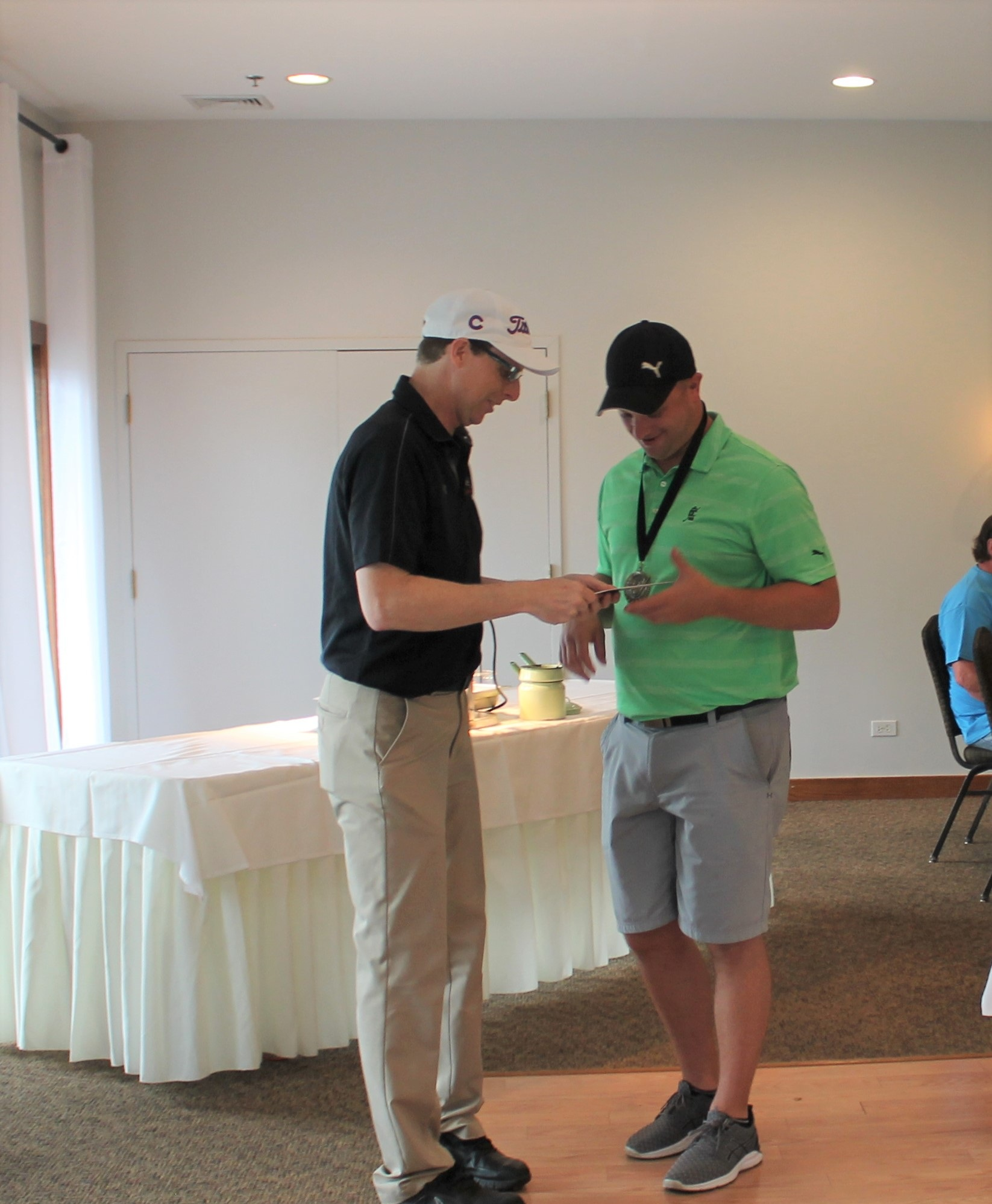 Brent Martin,  Closest to the Pin