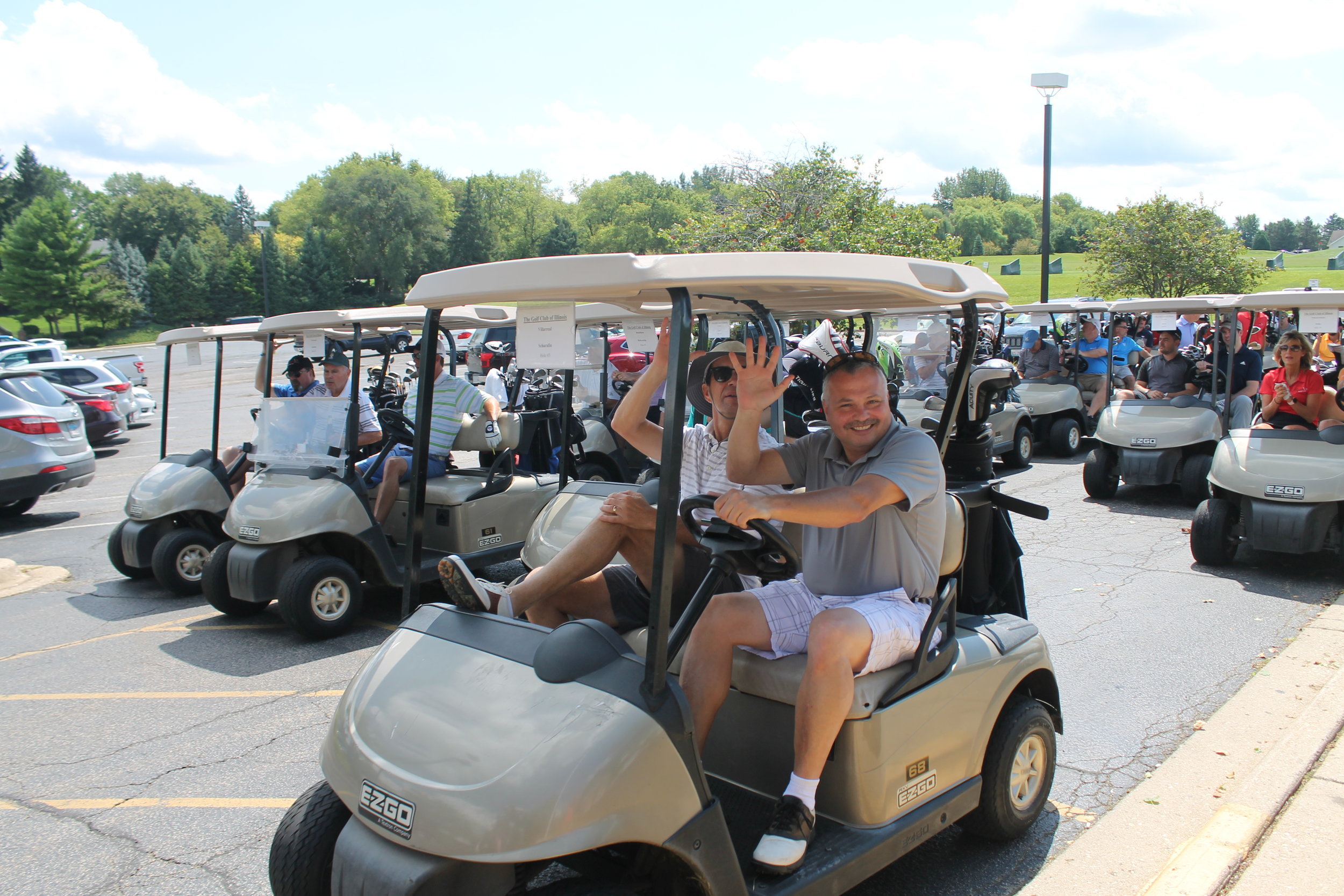 2019 Annual Scholarship Golf Outing - Click the photo to see photos from the event!