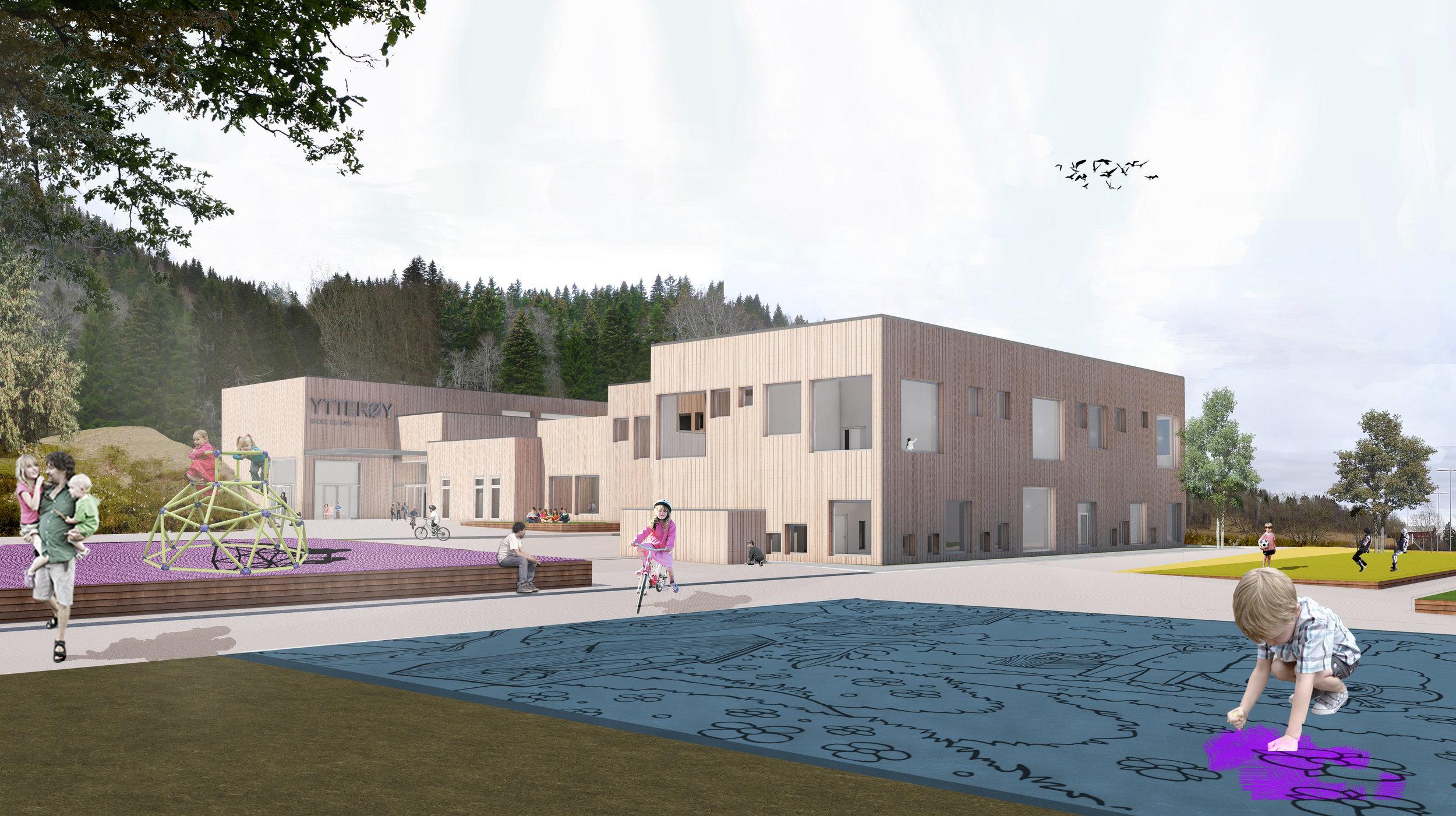 Ytterøy skole