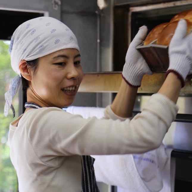 Miho - Self taught master baker