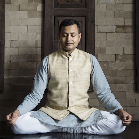 Dr Adrish Brahmadatta