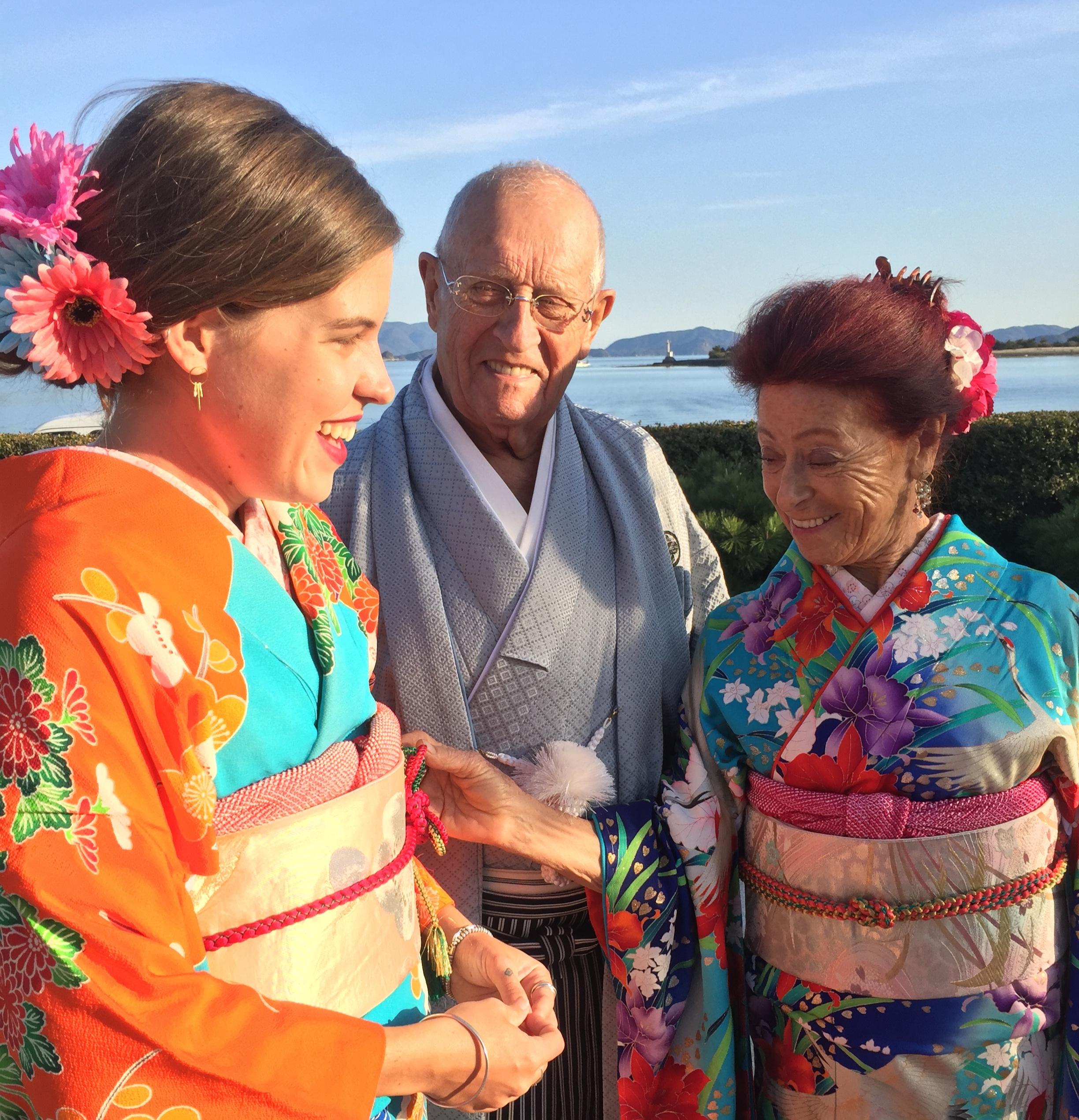 Tara-Lou (Designer) Jean (Entrepreneur) & Bernadette (Herbalist)