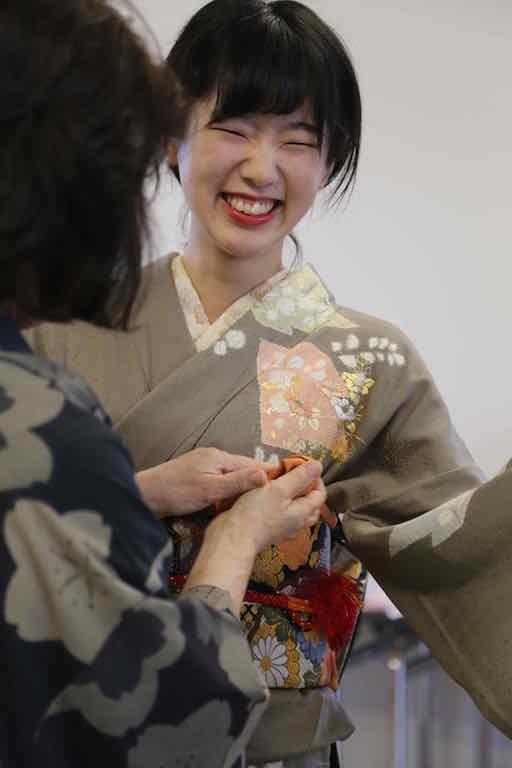 All in Kimono