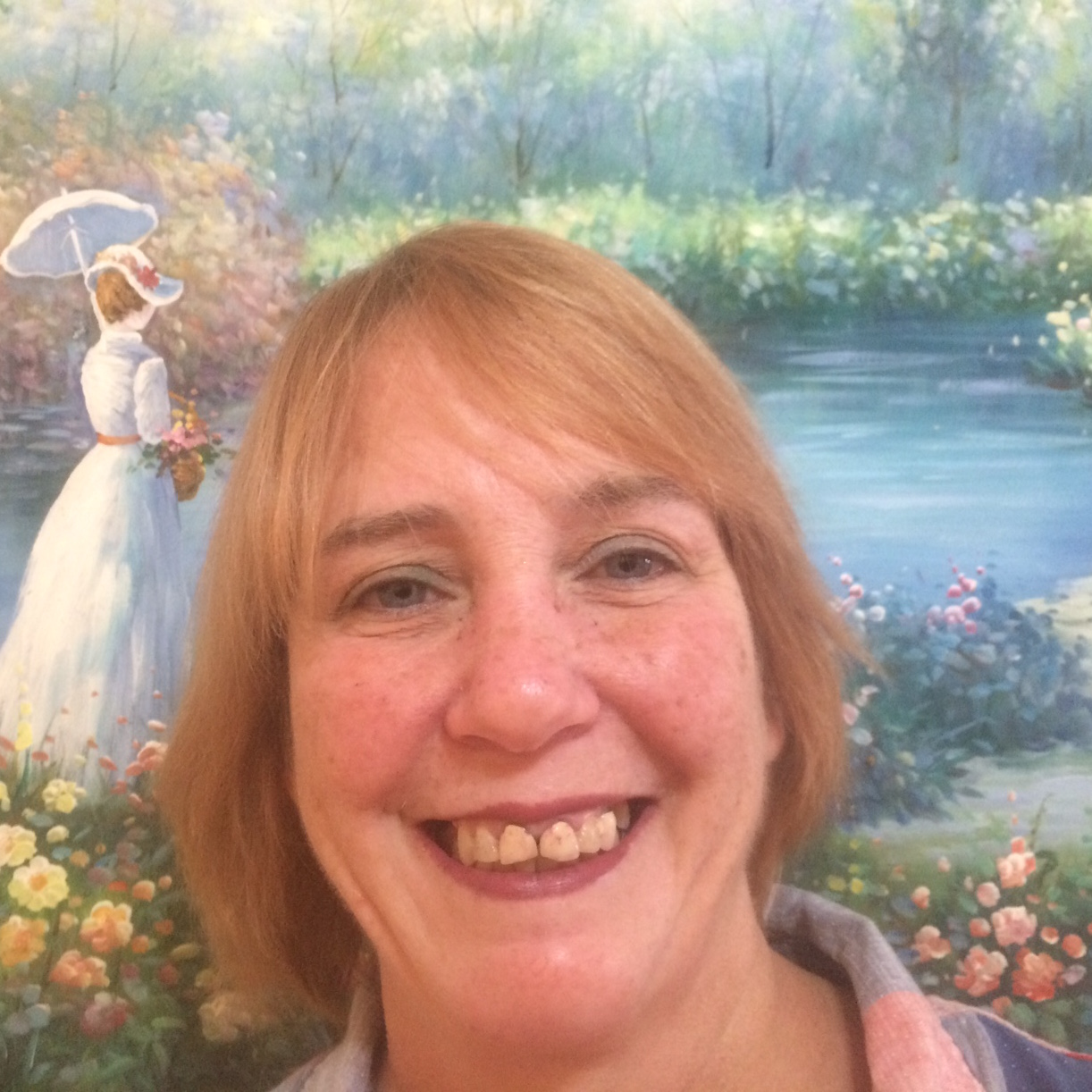 Caryl Squires, Flower Coordinator