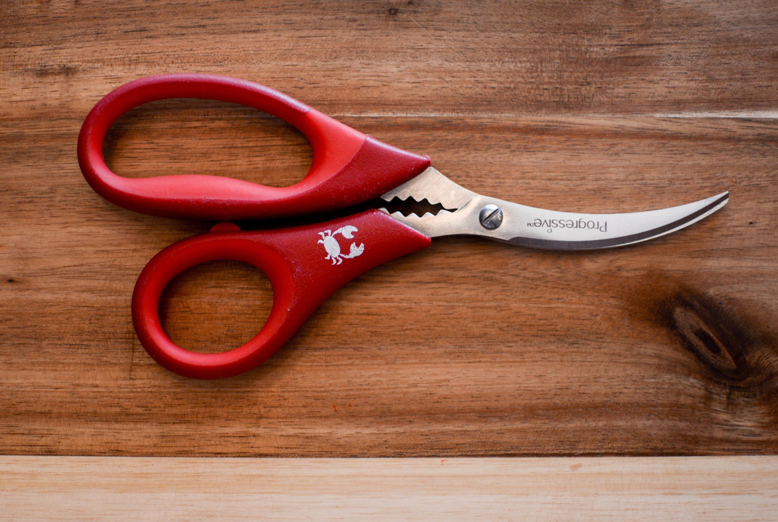 crab scissors